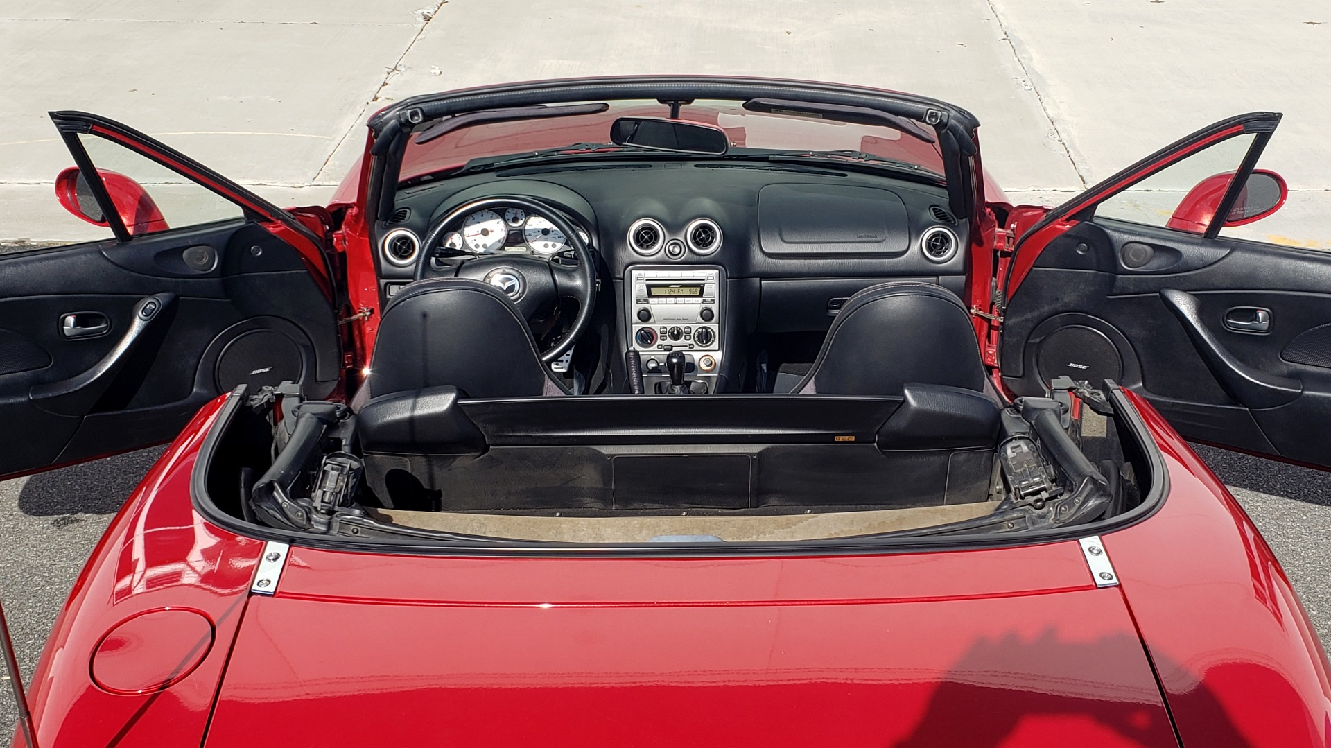 Used 2004 Mazda MX-5 MIATA 2DR CONVERTIBLE MAZDASPEED / GRAND TOURING PKG for sale Sold at Formula Imports in Charlotte NC 28227 71