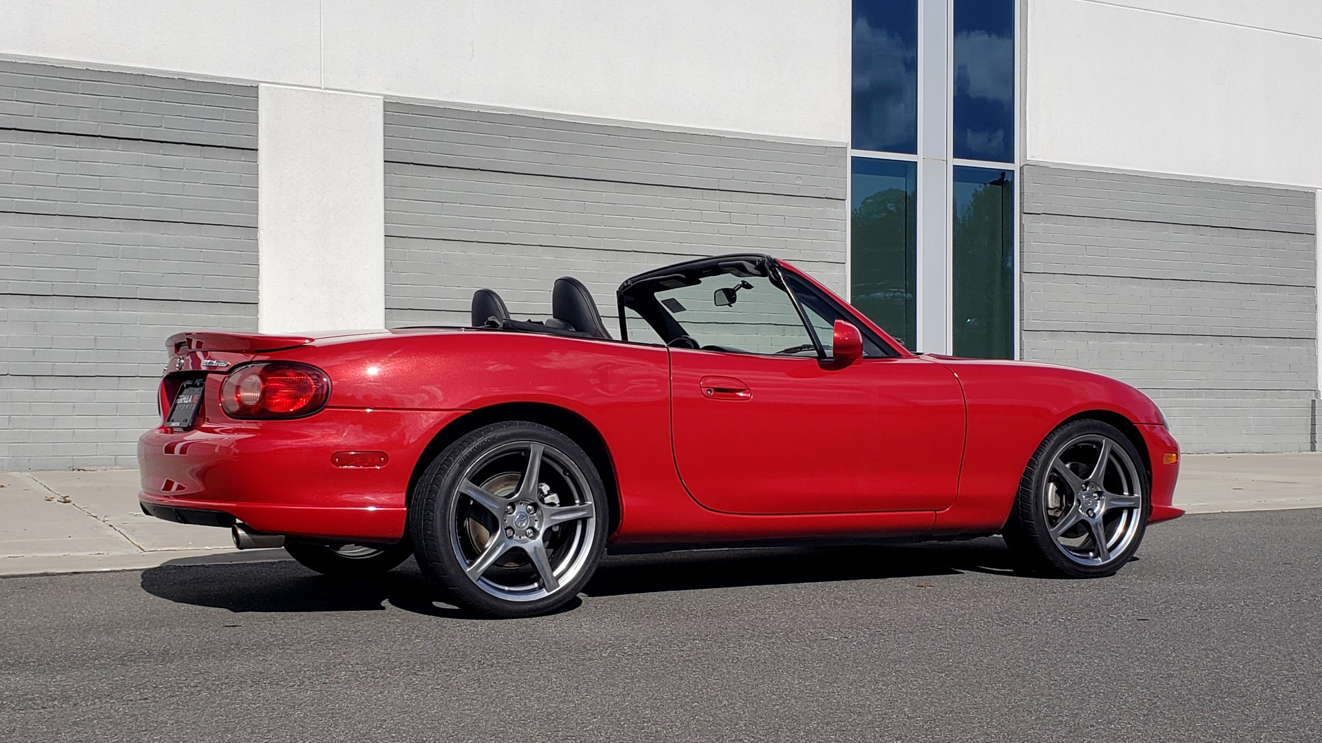 Used 2004 Mazda MX-5 MIATA 2DR CONVERTIBLE MAZDASPEED / GRAND TOURING PKG for sale Sold at Formula Imports in Charlotte NC 28227 8
