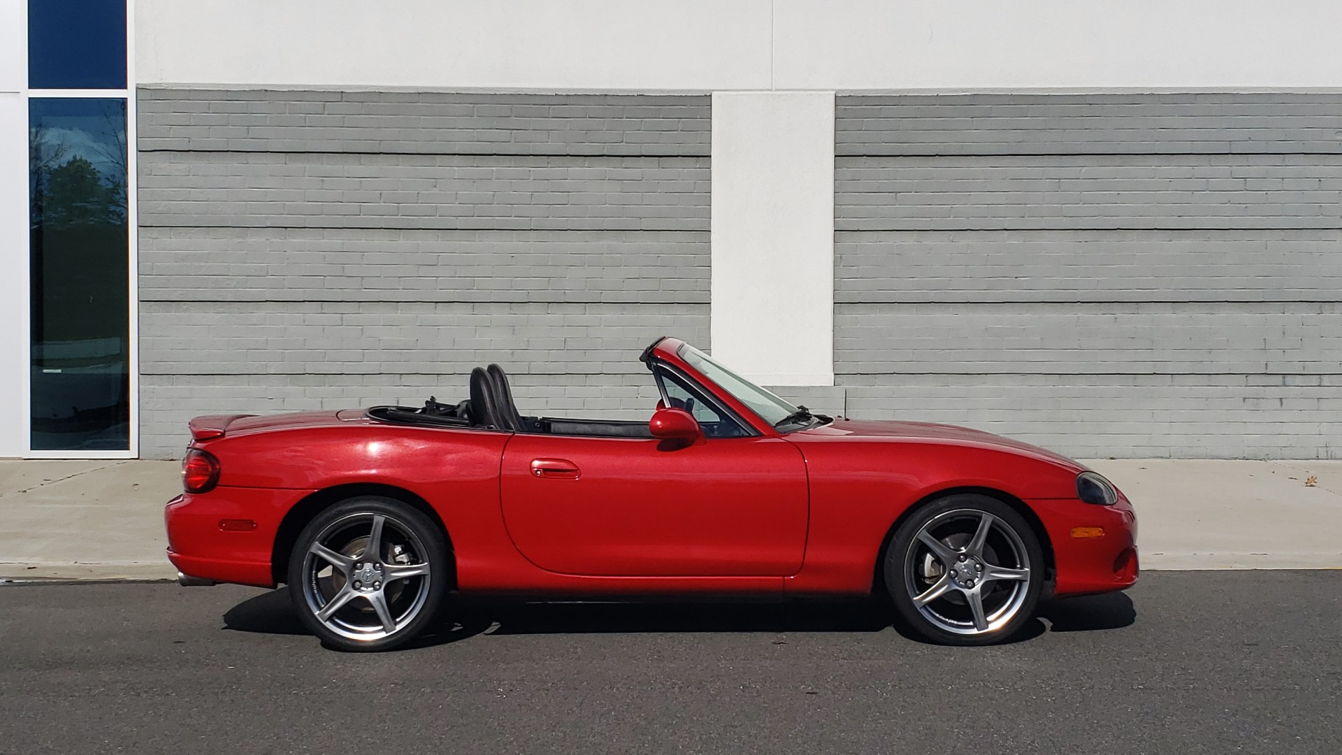 Used 2004 Mazda MX-5 MIATA 2DR CONVERTIBLE MAZDASPEED / GRAND TOURING PKG for sale Sold at Formula Imports in Charlotte NC 28227 9