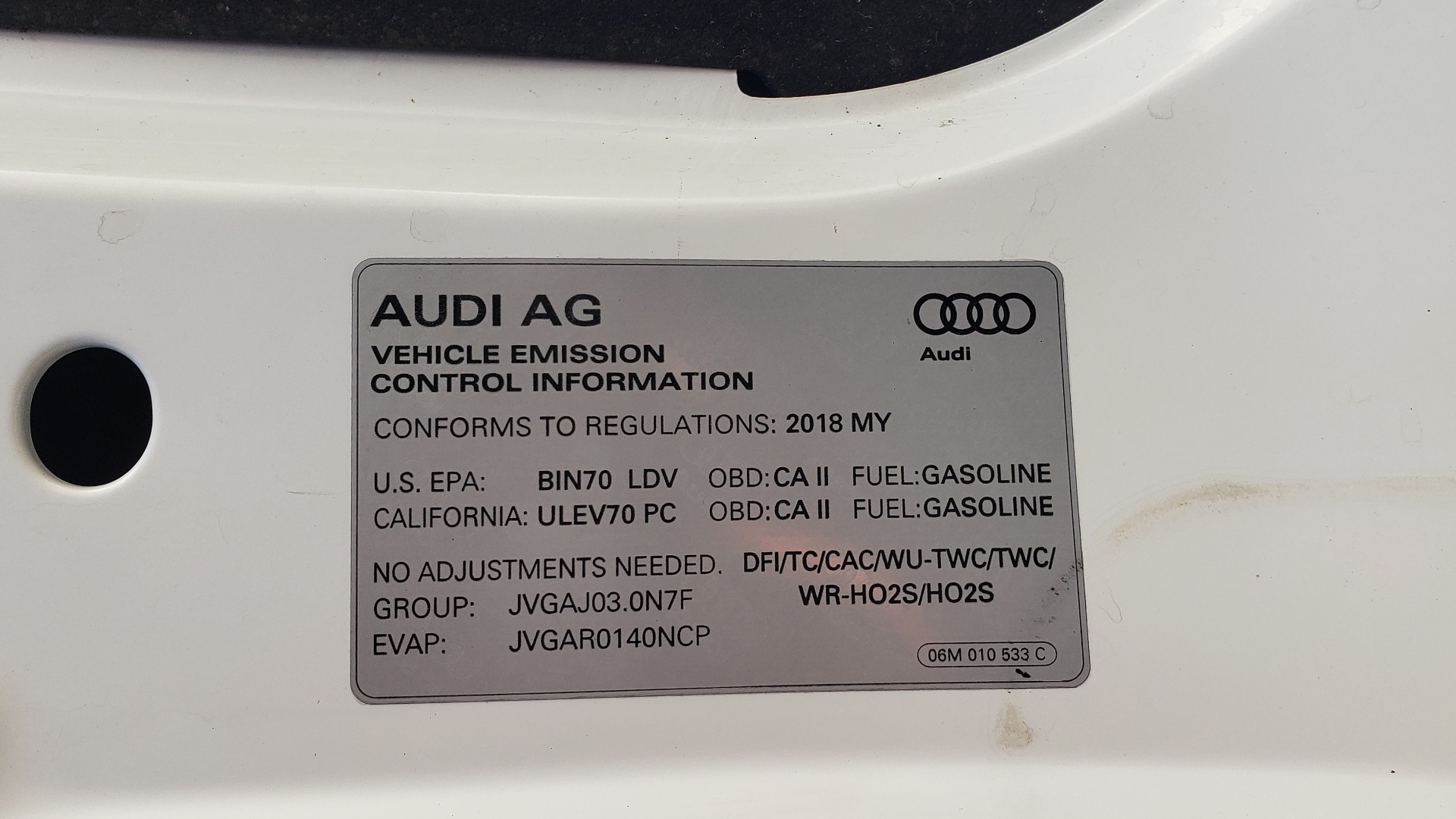 Used 2018 Audi S4 PREMIUM PLUS / TECH PKG / NAV / CLD WTHR / REARVIEW for sale Sold at Formula Imports in Charlotte NC 28227 14