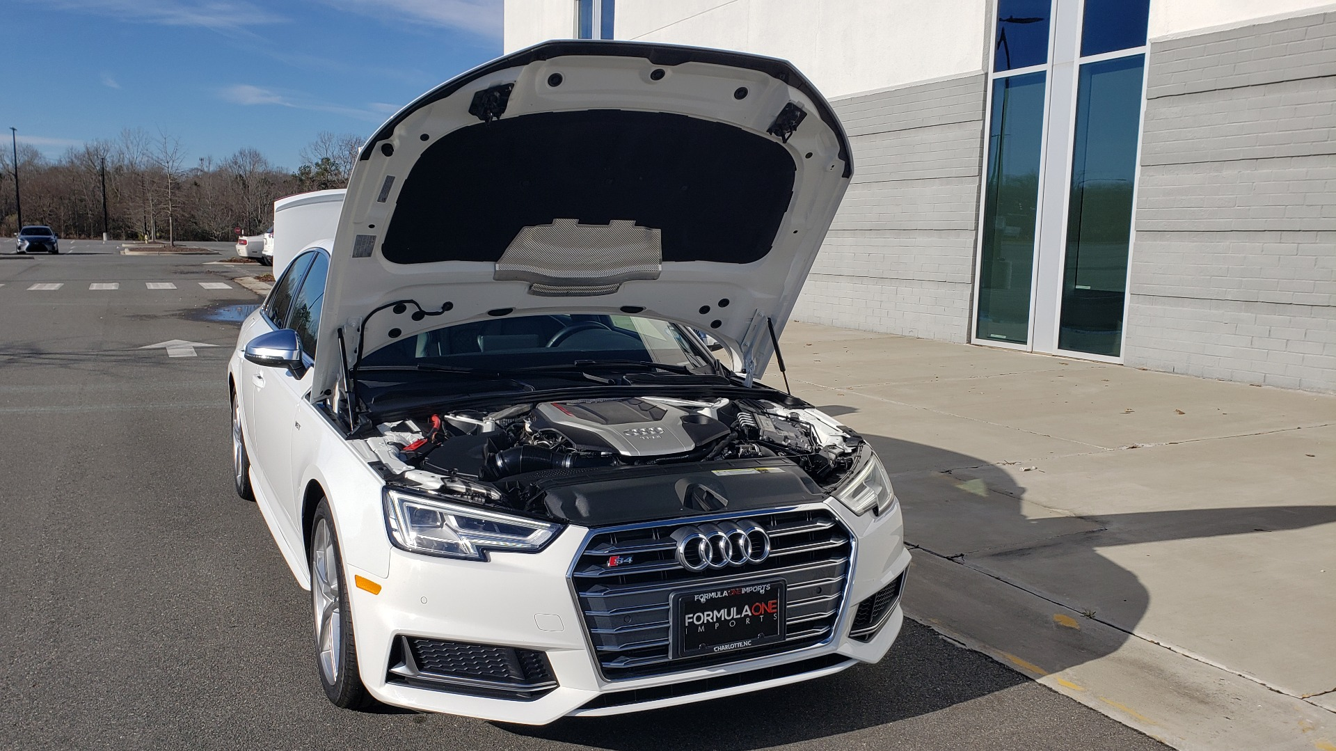 Used 2018 Audi S4 PREMIUM PLUS / TECH PKG / NAV / CLD WTHR / REARVIEW for sale Sold at Formula Imports in Charlotte NC 28227 15