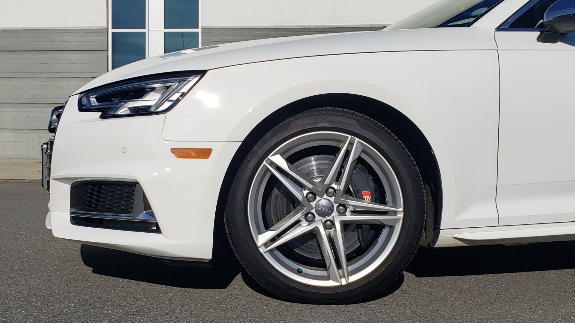 Used 2018 Audi S4 PREMIUM PLUS / TECH PKG / NAV / CLD WTHR / REARVIEW for sale Sold at Formula Imports in Charlotte NC 28227 2