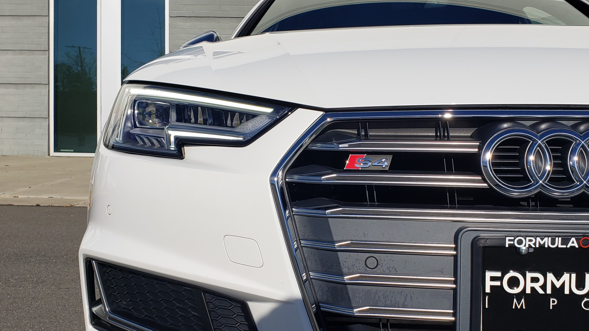 Used 2018 Audi S4 PREMIUM PLUS / TECH PKG / NAV / CLD WTHR / REARVIEW for sale Sold at Formula Imports in Charlotte NC 28227 23