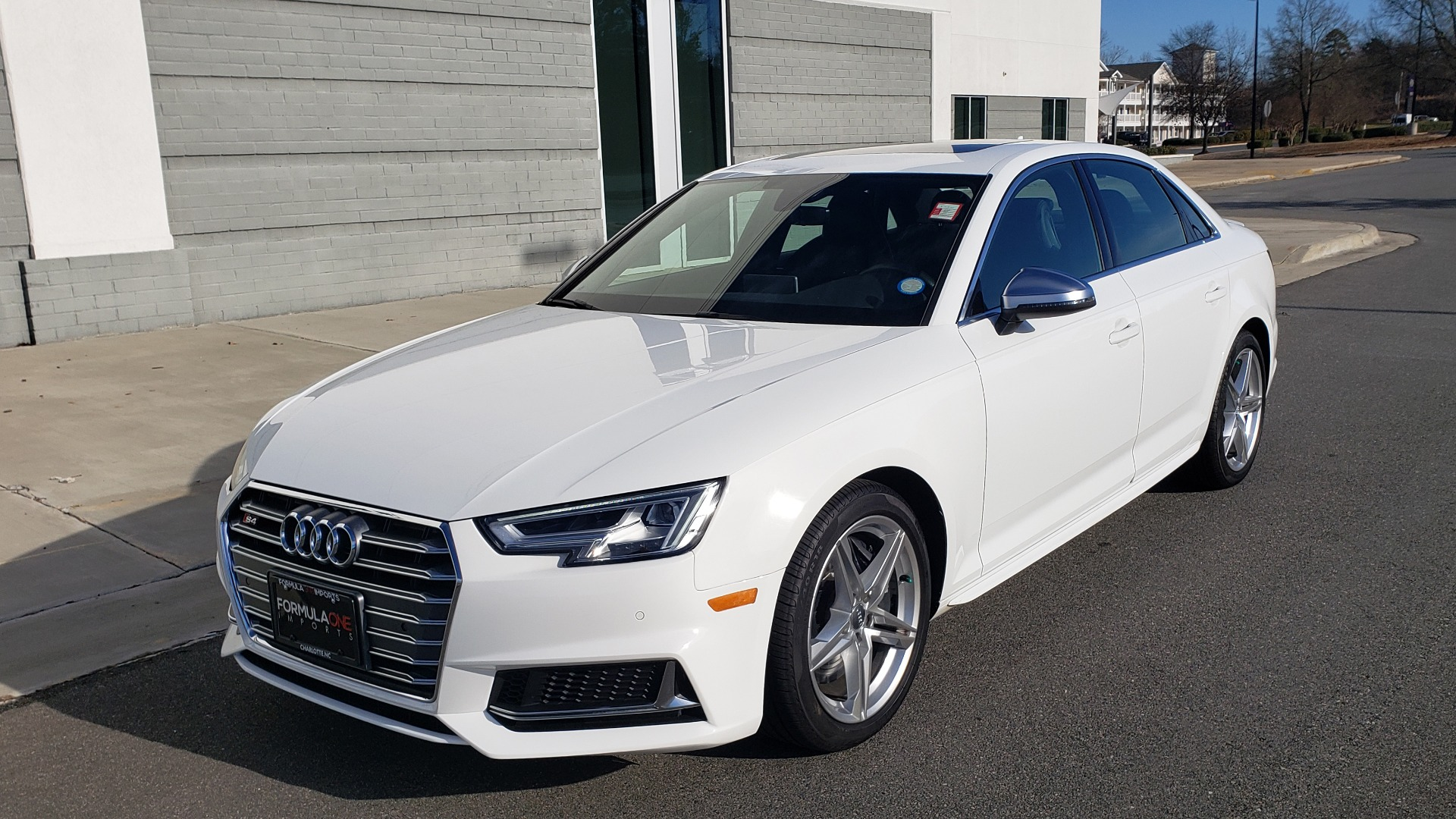 Used 2018 Audi S4 PREMIUM PLUS / TECH PKG / NAV / CLD WTHR / REARVIEW for sale Sold at Formula Imports in Charlotte NC 28227 3