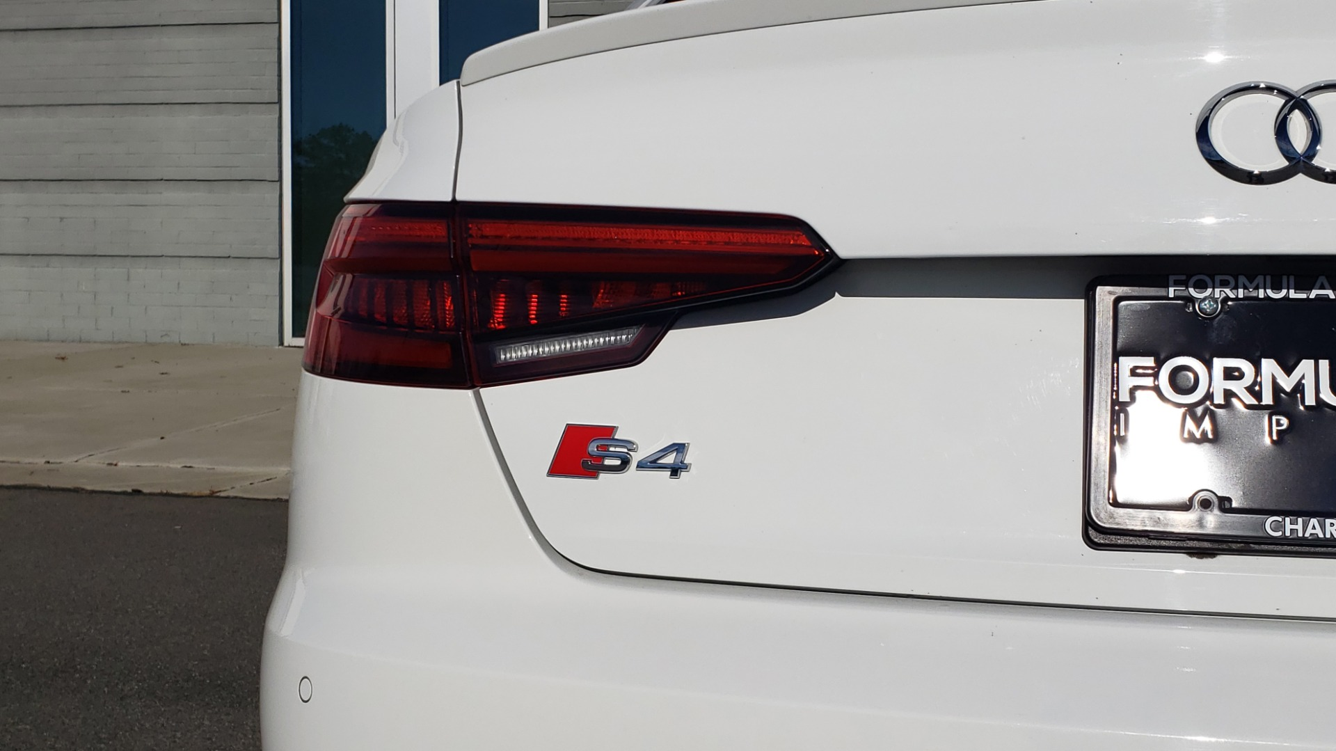 Used 2018 Audi S4 PREMIUM PLUS / TECH PKG / NAV / CLD WTHR / REARVIEW for sale Sold at Formula Imports in Charlotte NC 28227 31