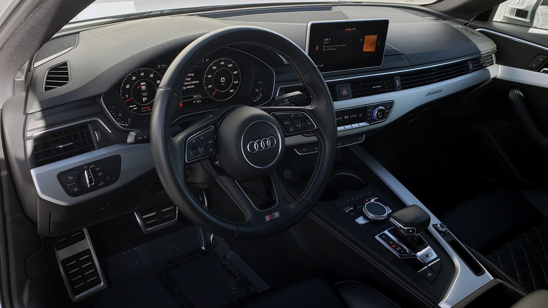Used 2018 Audi S4 PREMIUM PLUS / TECH PKG / NAV / CLD WTHR / REARVIEW for sale Sold at Formula Imports in Charlotte NC 28227 38