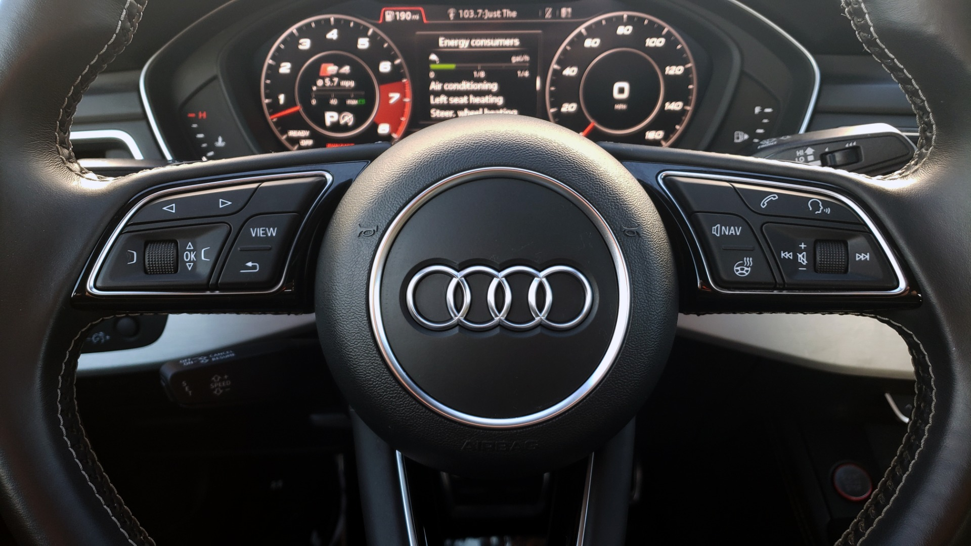 Used 2018 Audi S4 PREMIUM PLUS / TECH PKG / NAV / CLD WTHR / REARVIEW for sale Sold at Formula Imports in Charlotte NC 28227 43