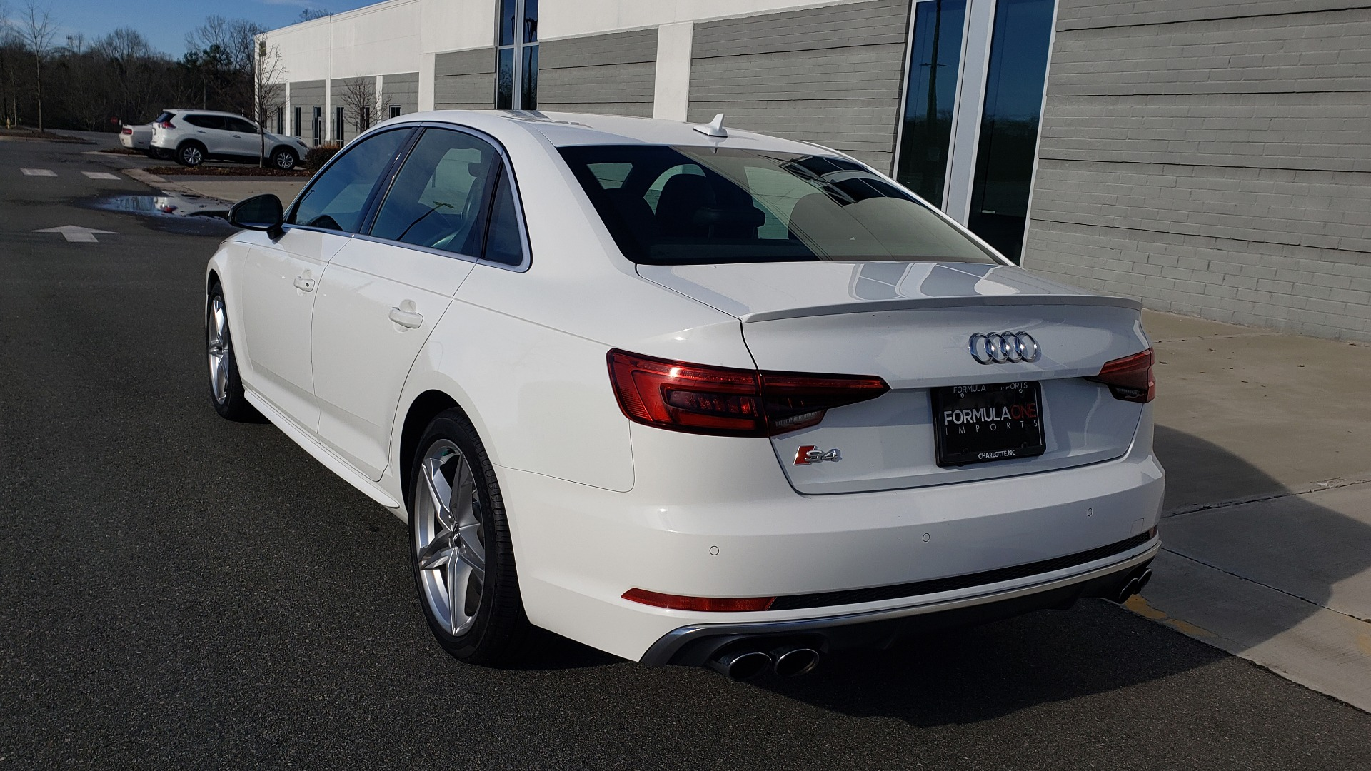 Used 2018 Audi S4 PREMIUM PLUS / TECH PKG / NAV / CLD WTHR / REARVIEW for sale Sold at Formula Imports in Charlotte NC 28227 5