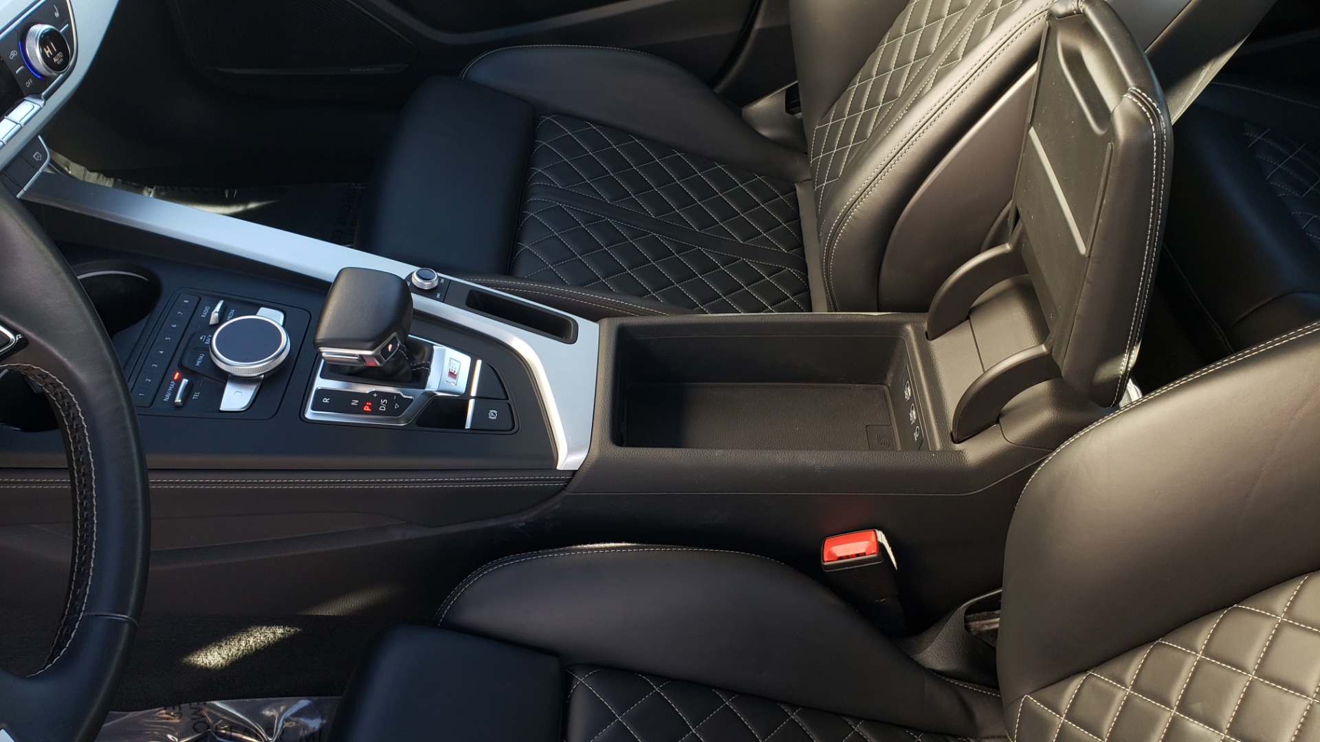 Used 2018 Audi S4 PREMIUM PLUS / TECH PKG / NAV / CLD WTHR / REARVIEW for sale Sold at Formula Imports in Charlotte NC 28227 62