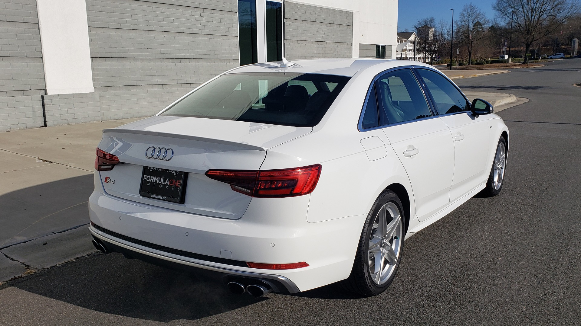 Used 2018 Audi S4 PREMIUM PLUS / TECH PKG / NAV / CLD WTHR / REARVIEW for sale Sold at Formula Imports in Charlotte NC 28227 7