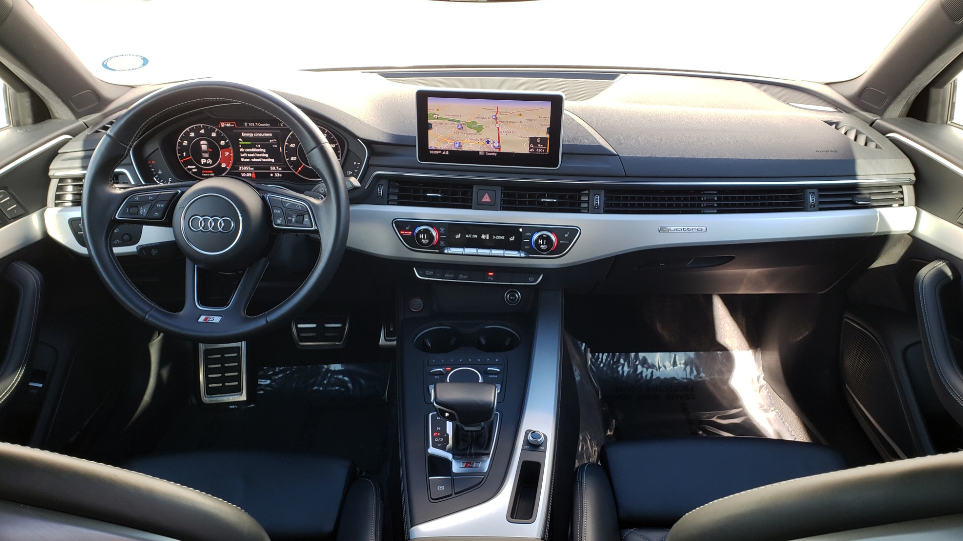 Used 2018 Audi S4 PREMIUM PLUS / TECH PKG / NAV / CLD WTHR / REARVIEW for sale Sold at Formula Imports in Charlotte NC 28227 87