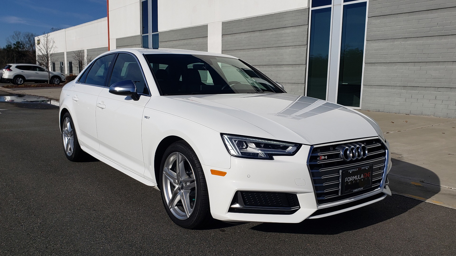Used 2018 Audi S4 PREMIUM PLUS / TECH PKG / NAV / CLD WTHR / REARVIEW for sale Sold at Formula Imports in Charlotte NC 28227 9