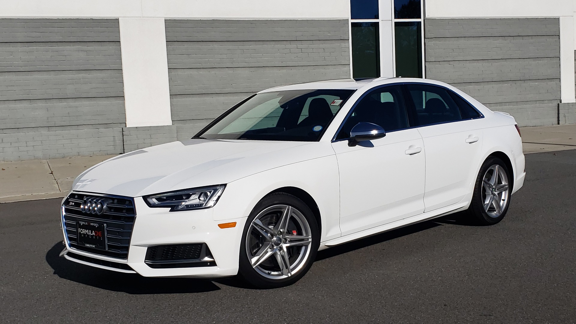 Used 2018 Audi S4 PREMIUM PLUS / TECH PKG / NAV / CLD WTHR / REARVIEW for sale Sold at Formula Imports in Charlotte NC 28227 1