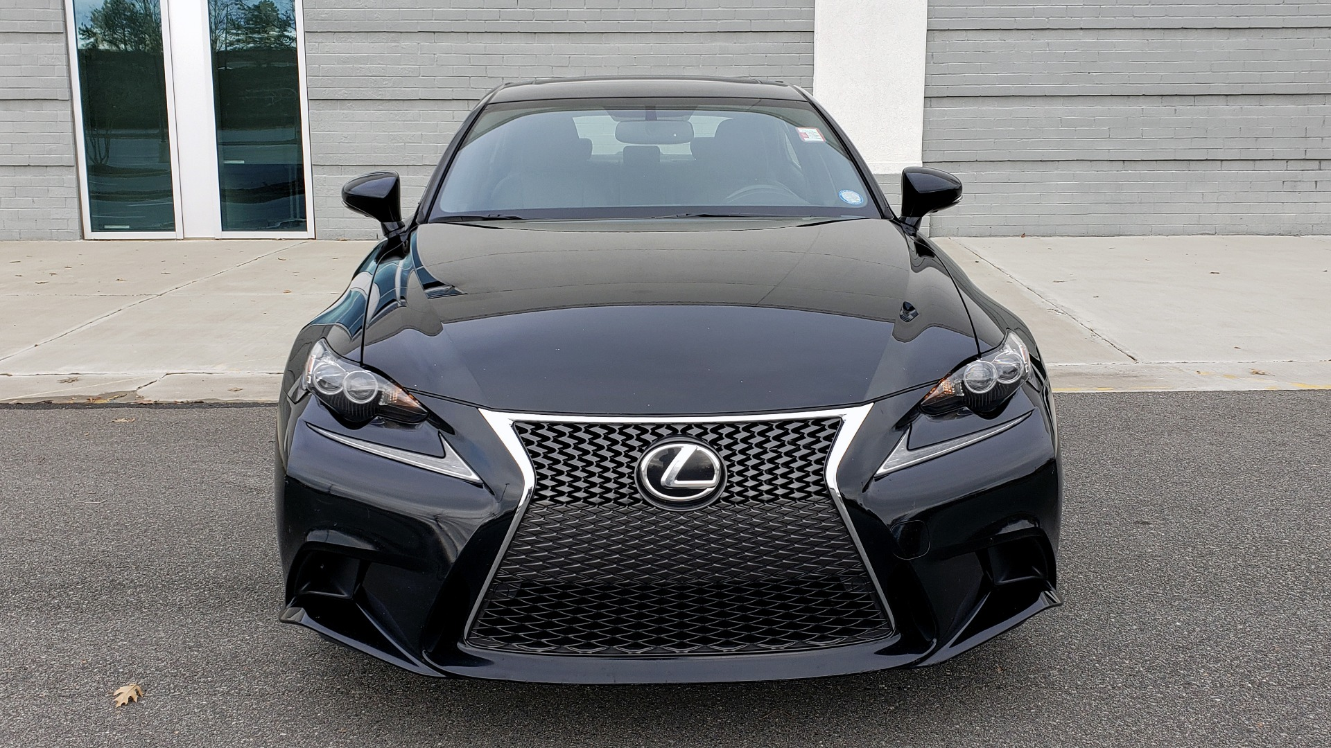 Used 2015 Lexus IS 250 F-SPORT / BLIND SPOT MON / SUNROOF / REARVIEW for sale Sold at Formula Imports in Charlotte NC 28227 18