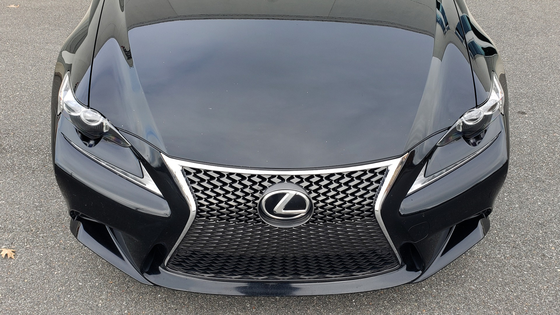 Used 2015 Lexus IS 250 F-SPORT / BLIND SPOT MON / SUNROOF / REARVIEW for sale Sold at Formula Imports in Charlotte NC 28227 21