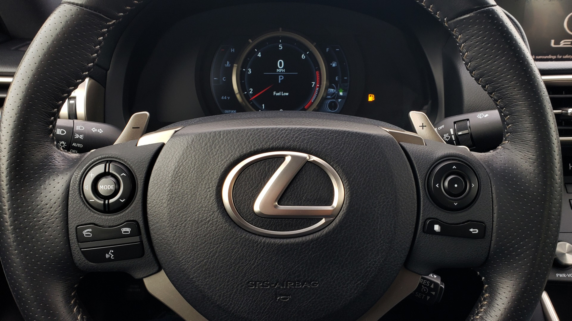 Used 2015 Lexus IS 250 F-SPORT / BLIND SPOT MON / SUNROOF / REARVIEW for sale Sold at Formula Imports in Charlotte NC 28227 38