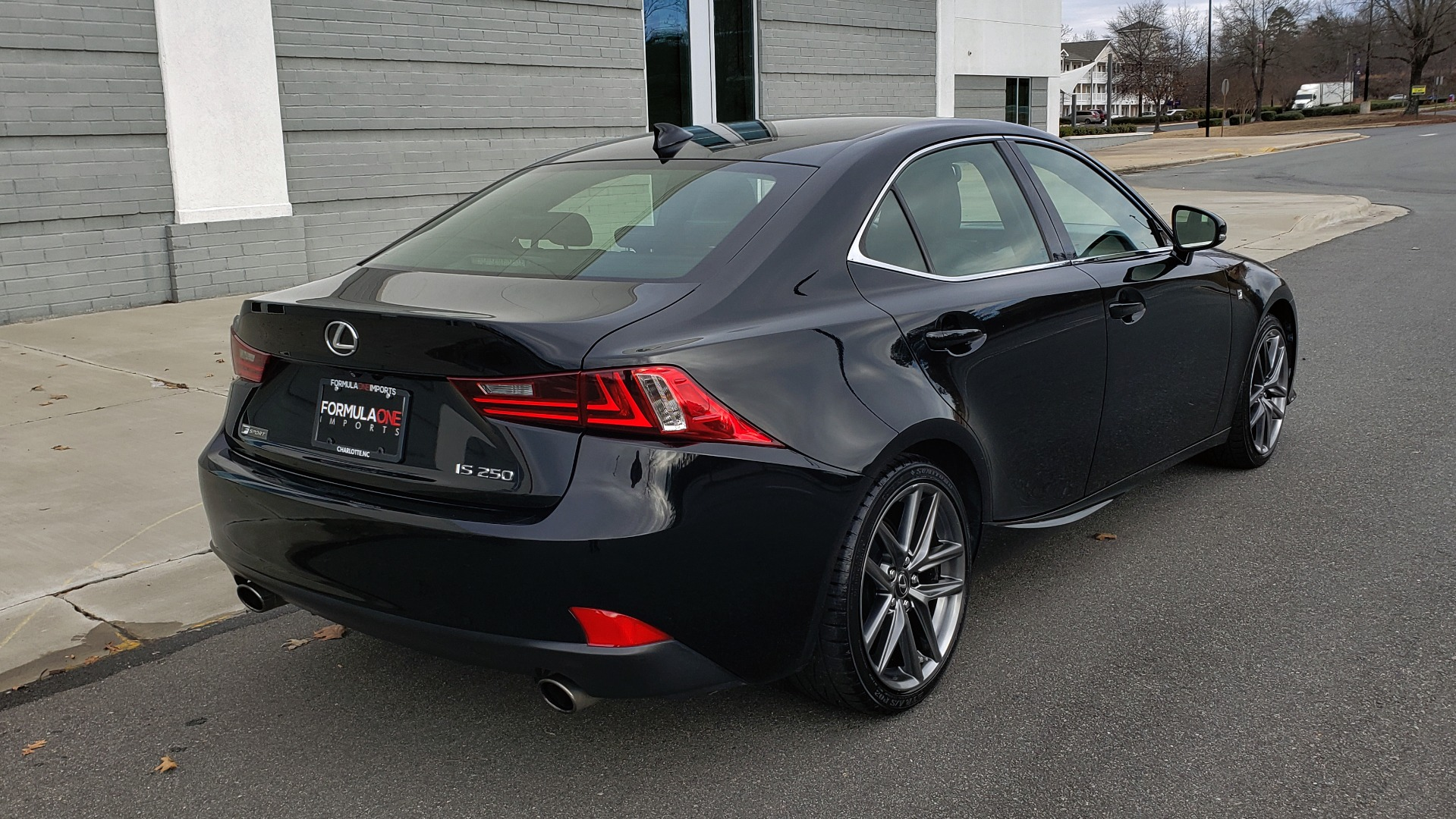 Used 2015 Lexus IS 250 F-SPORT / BLIND SPOT MON / SUNROOF / REARVIEW for sale Sold at Formula Imports in Charlotte NC 28227 6