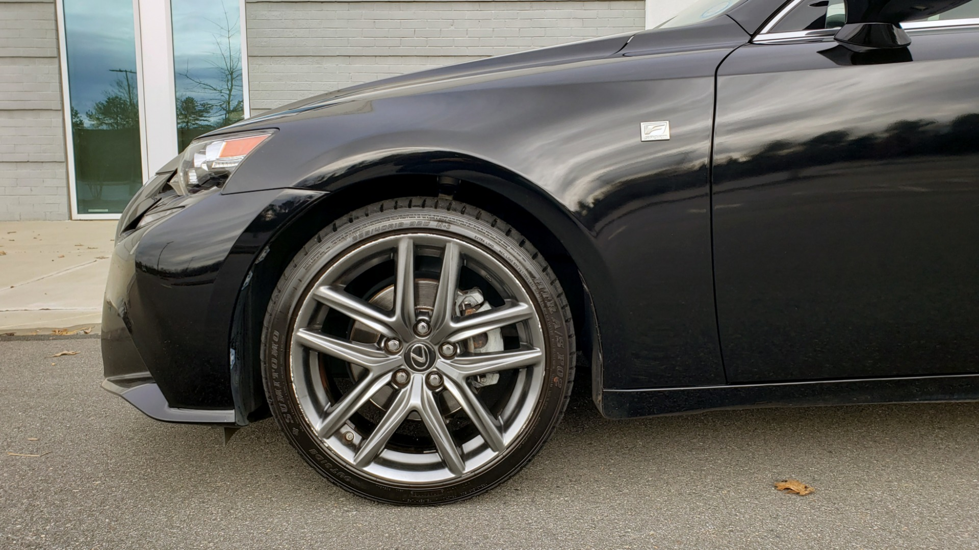 Used 2015 Lexus IS 250 F-SPORT / BLIND SPOT MON / SUNROOF / REARVIEW for sale Sold at Formula Imports in Charlotte NC 28227 77
