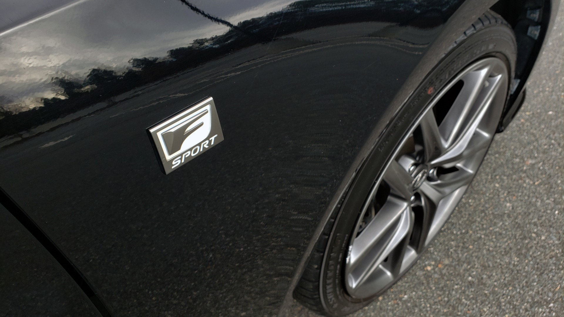 Used 2015 Lexus IS 250 F-SPORT / BLIND SPOT MON / SUNROOF / REARVIEW for sale Sold at Formula Imports in Charlotte NC 28227 9