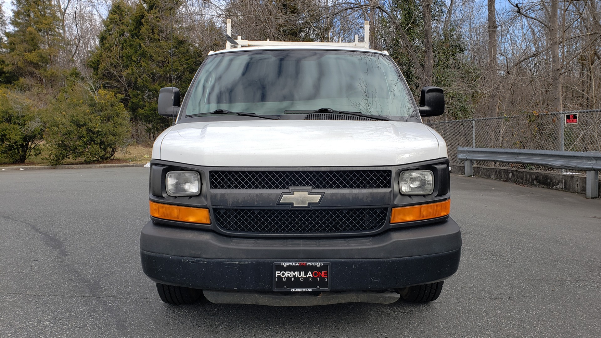 Used 2012 Chevrolet EXPRESS CARGO VAN 1500 / 135 WB / 4.3L V6 / 4-SPD AUTO / ROOF RACK for sale $10,995 at Formula Imports in Charlotte NC 28227 11