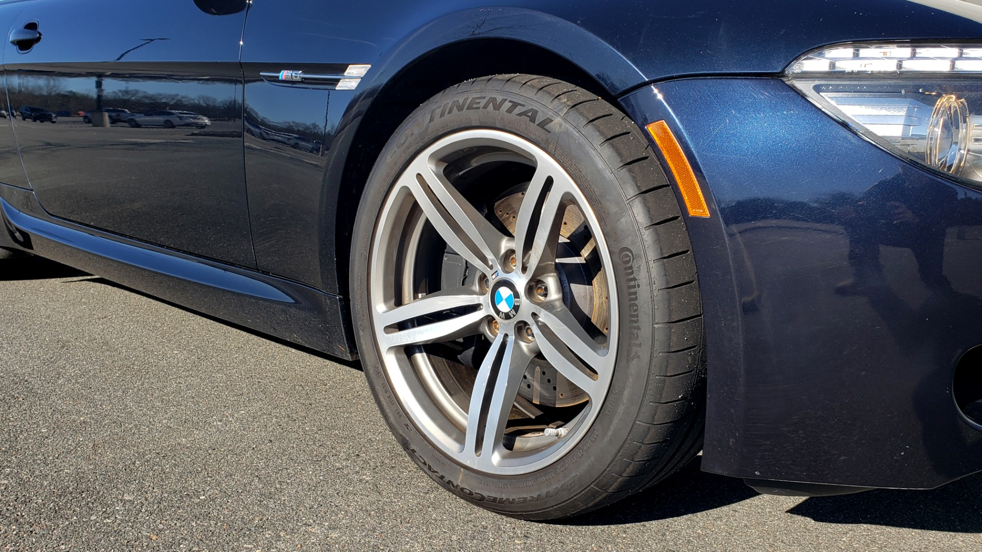 Used 2009 BMW M6 CONVERTIBLE / 5.0L V10 (500HP) / PREM SND / HUD / 19IN WHEELS for sale $24,999 at Formula Imports in Charlotte NC 28227 74