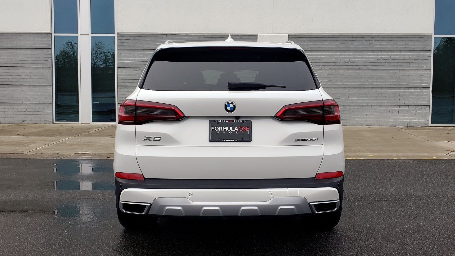 Used 2020 BMW X5 SDRIVE40I / CONV PKG / WIFI / NAV / PANO-ROOF / REARVIEW for sale Sold at Formula Imports in Charlotte NC 28227 25
