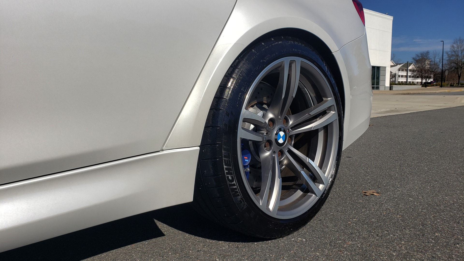 Used 2016 BMW M3 SEDAN / EXECUTIVE PKG / M-SUSPENSION / HARMAN/KARDON SOUND for sale Sold at Formula Imports in Charlotte NC 28227 11