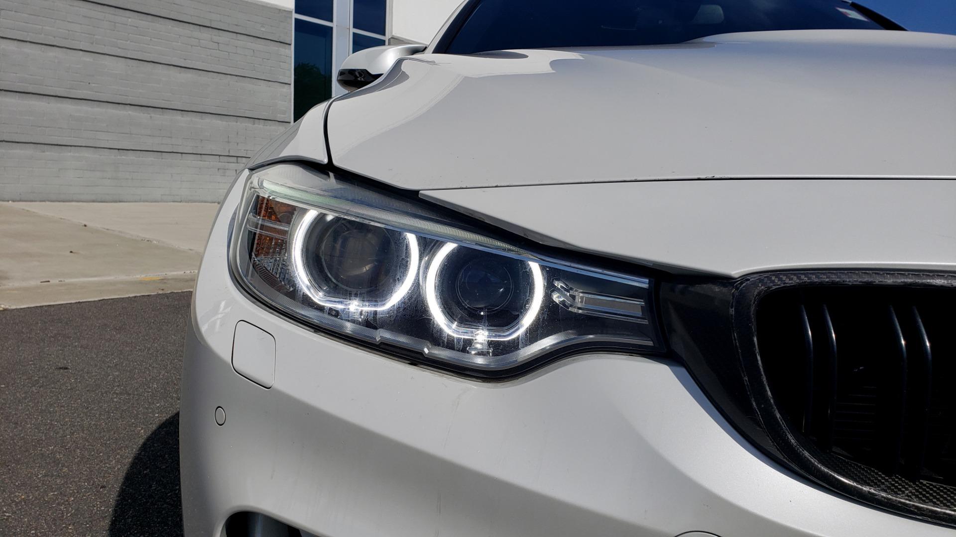 Used 2016 BMW M3 SEDAN / EXECUTIVE PKG / M-SUSPENSION / HARMAN/KARDON SOUND for sale Sold at Formula Imports in Charlotte NC 28227 17