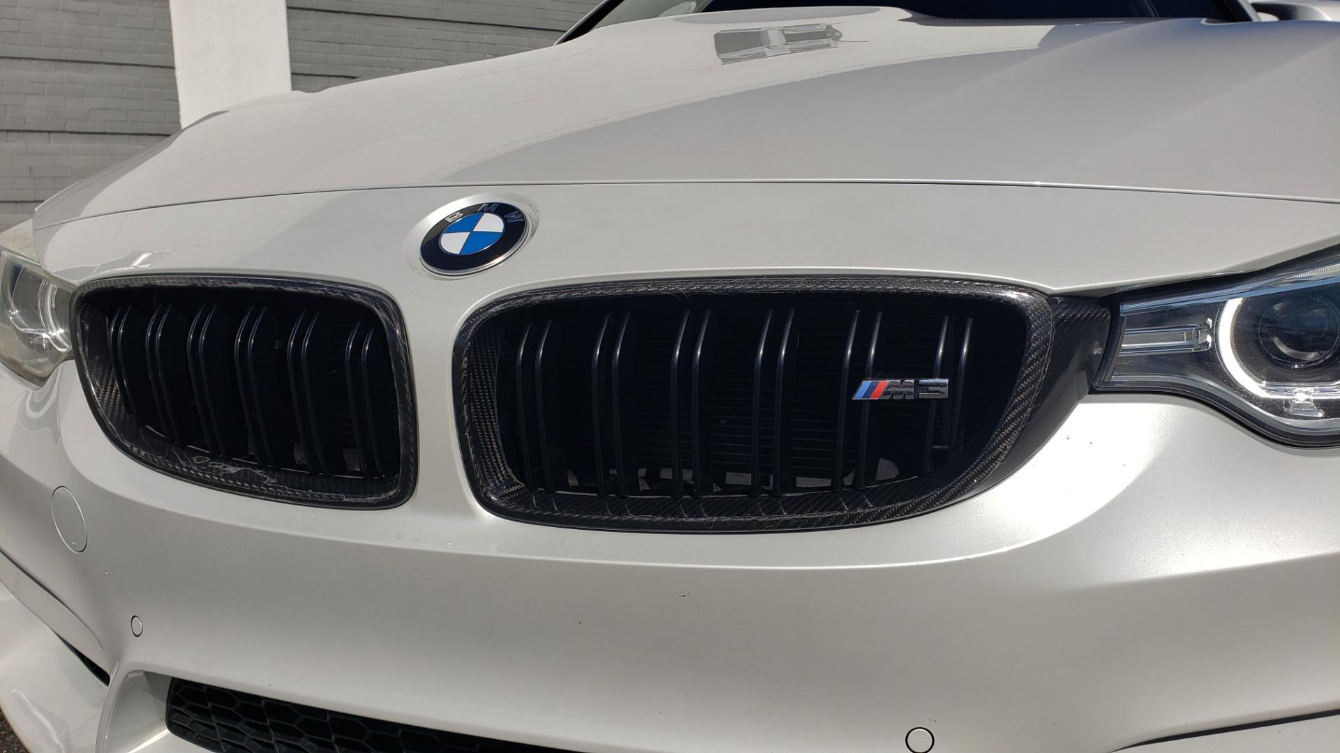 Used 2016 BMW M3 SEDAN / EXECUTIVE PKG / M-SUSPENSION / HARMAN/KARDON SOUND for sale Sold at Formula Imports in Charlotte NC 28227 19