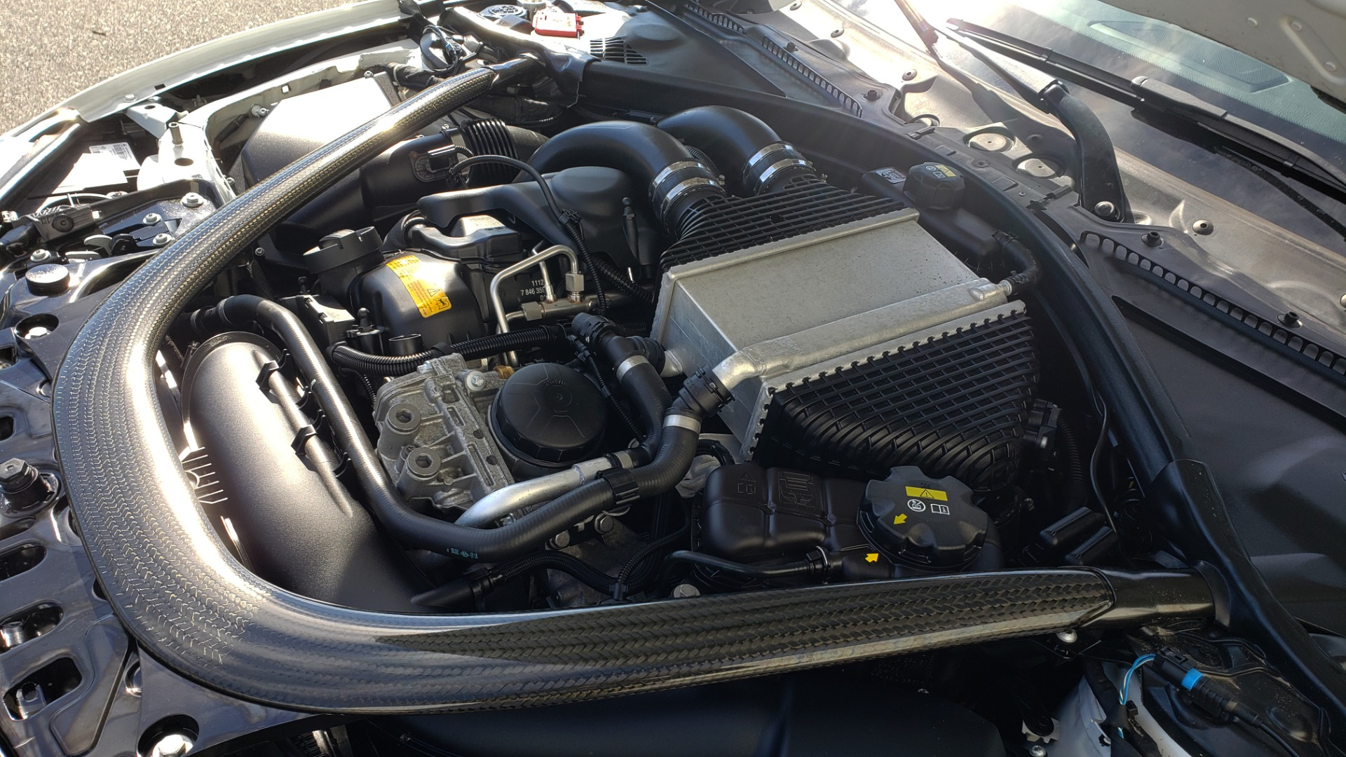 Used 2016 BMW M3 SEDAN / EXECUTIVE PKG / M-SUSPENSION / HARMAN/KARDON SOUND for sale Sold at Formula Imports in Charlotte NC 28227 24