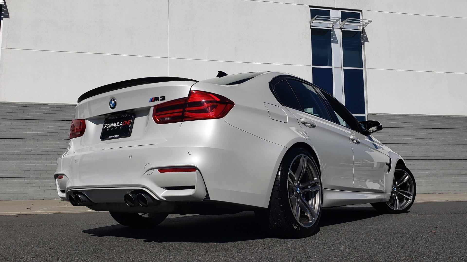 Used 2016 BMW M3 SEDAN / EXECUTIVE PKG / M-SUSPENSION / HARMAN/KARDON SOUND for sale Sold at Formula Imports in Charlotte NC 28227 3
