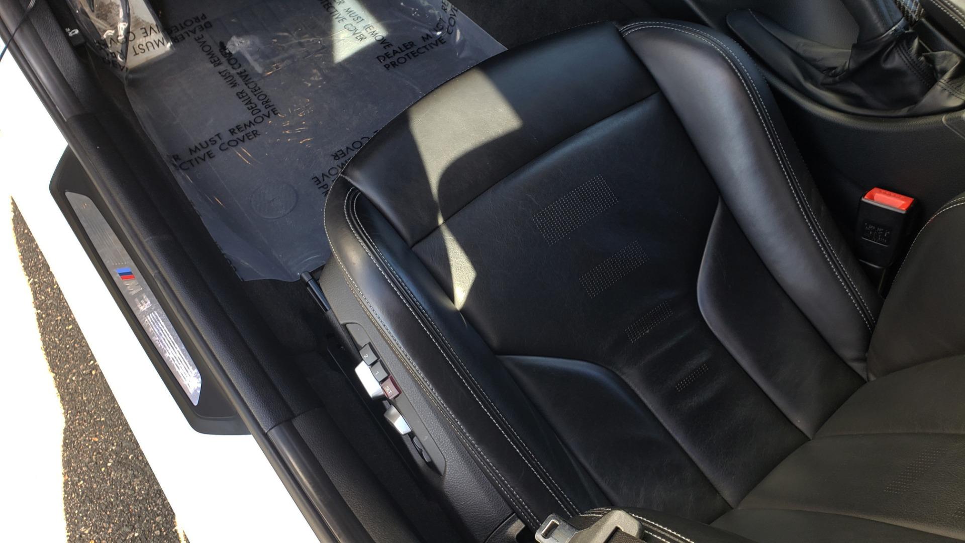 Used 2016 BMW M3 SEDAN / EXECUTIVE PKG / M-SUSPENSION / HARMAN/KARDON SOUND for sale Sold at Formula Imports in Charlotte NC 28227 37