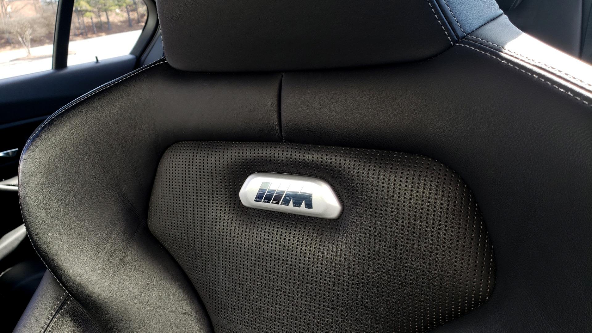 Used 2016 BMW M3 SEDAN / EXECUTIVE PKG / M-SUSPENSION / HARMAN/KARDON SOUND for sale Sold at Formula Imports in Charlotte NC 28227 41