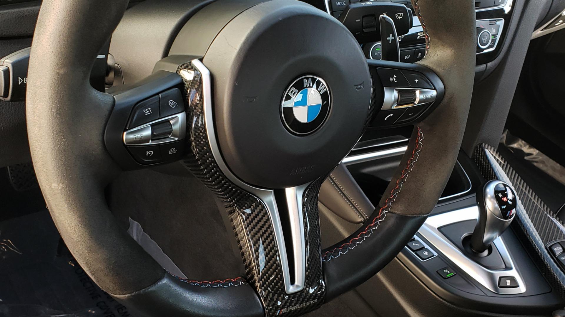 Used 2016 BMW M3 SEDAN / EXECUTIVE PKG / M-SUSPENSION / HARMAN/KARDON SOUND for sale Sold at Formula Imports in Charlotte NC 28227 46