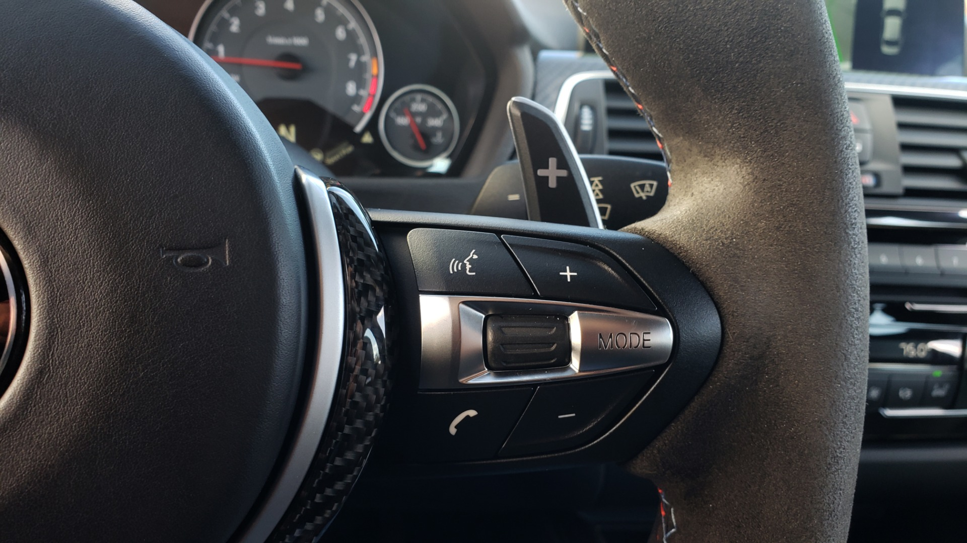 Used 2016 BMW M3 SEDAN / EXECUTIVE PKG / M-SUSPENSION / HARMAN/KARDON SOUND for sale Sold at Formula Imports in Charlotte NC 28227 50