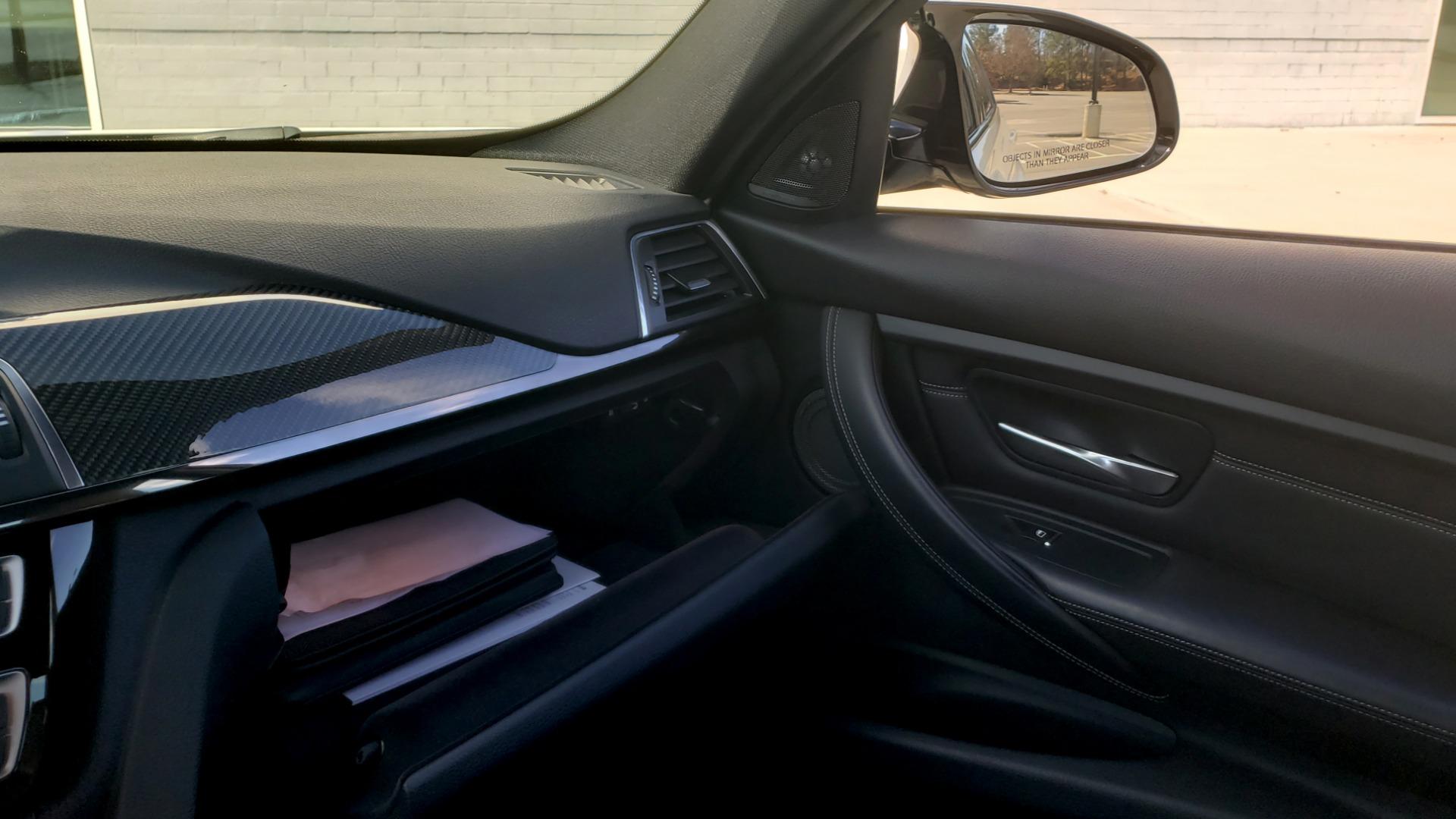 Used 2016 BMW M3 SEDAN / EXECUTIVE PKG / M-SUSPENSION / HARMAN/KARDON SOUND for sale Sold at Formula Imports in Charlotte NC 28227 60