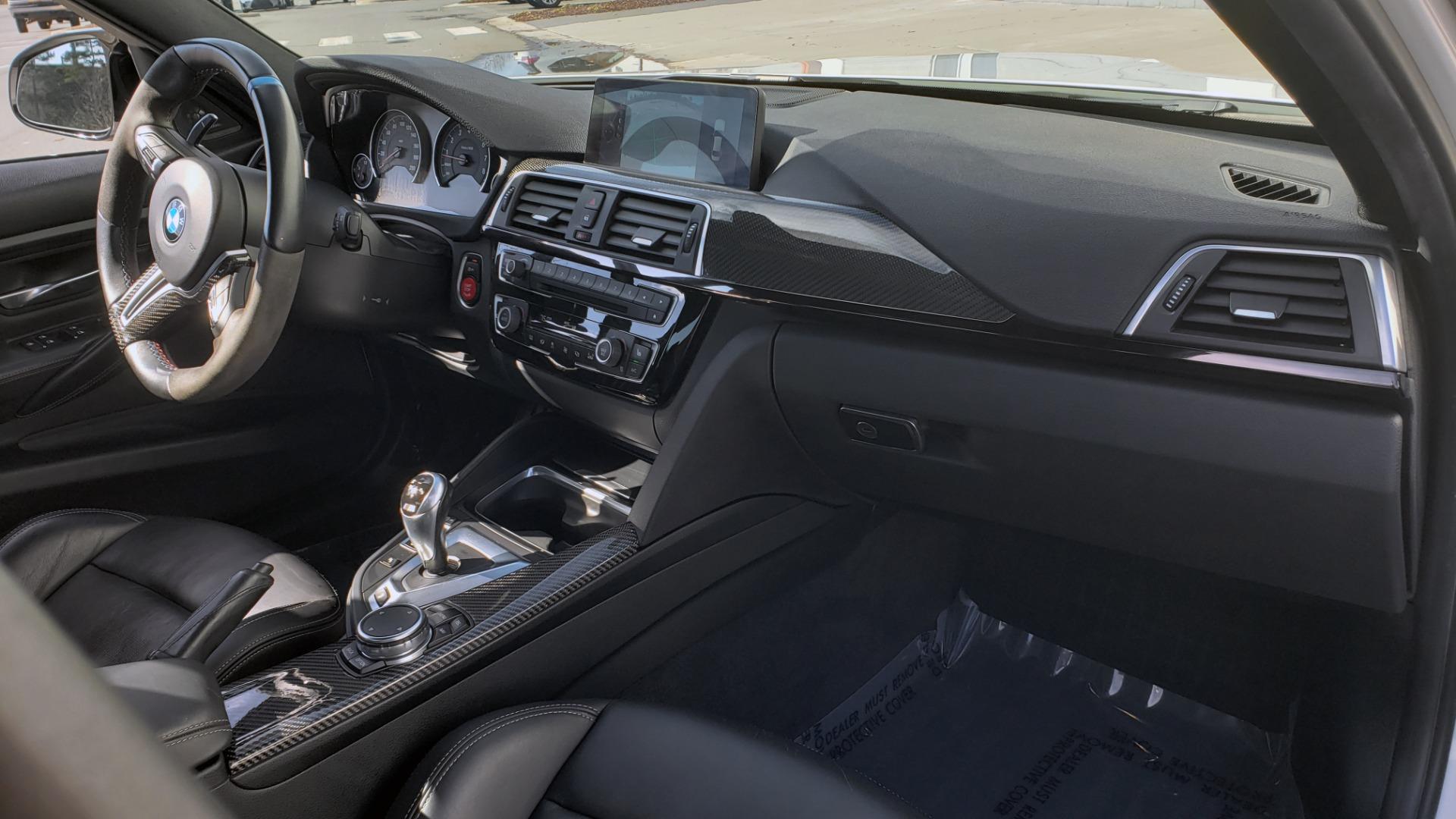 Used 2016 BMW M3 SEDAN / EXECUTIVE PKG / M-SUSPENSION / HARMAN/KARDON SOUND for sale Sold at Formula Imports in Charlotte NC 28227 70