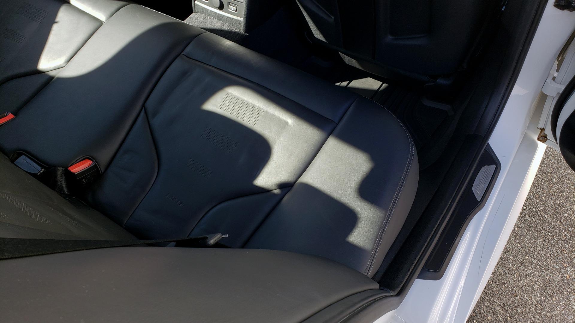 Used 2016 BMW M3 SEDAN / EXECUTIVE PKG / M-SUSPENSION / HARMAN/KARDON SOUND for sale Sold at Formula Imports in Charlotte NC 28227 73