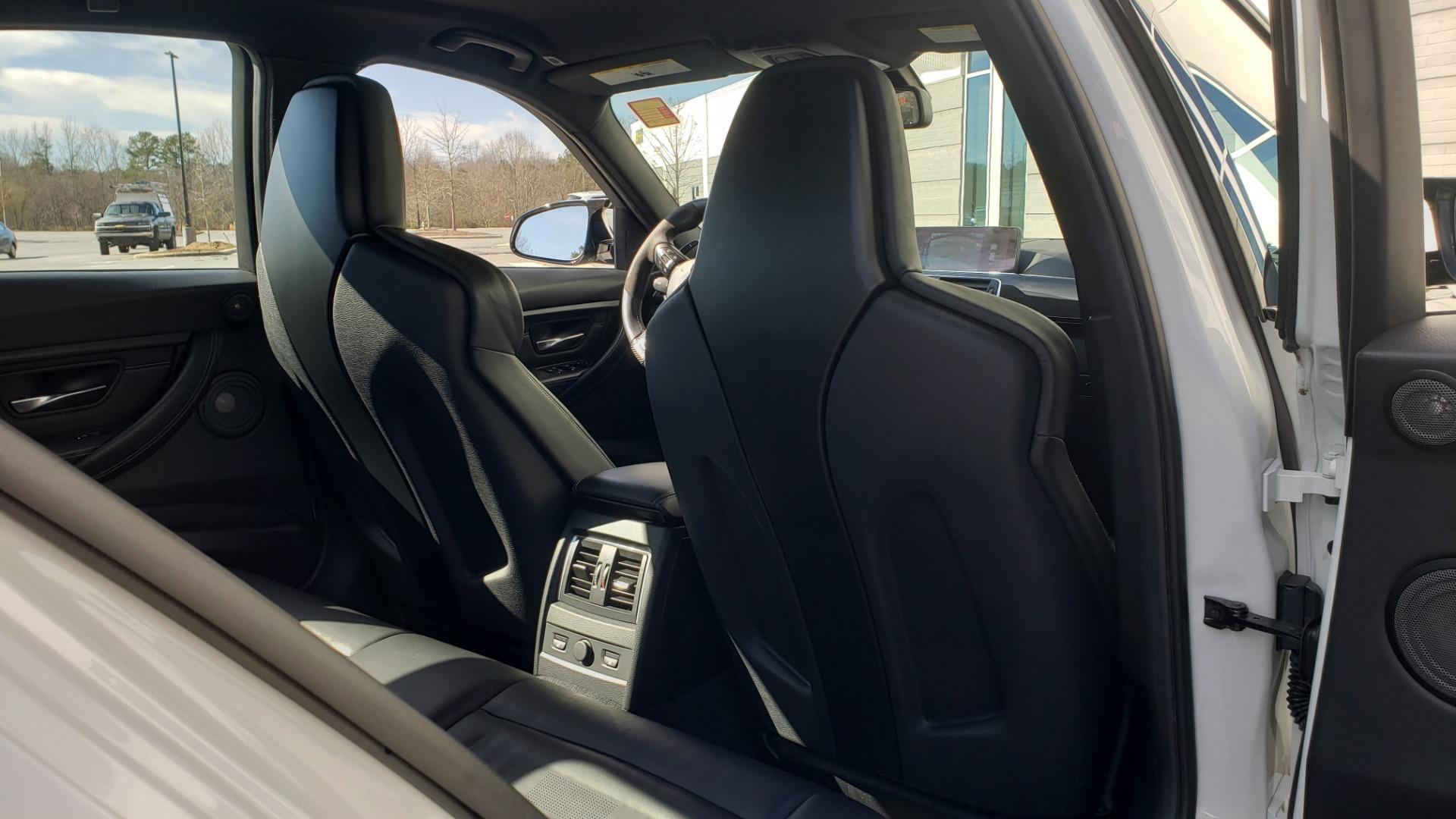 Used 2016 BMW M3 SEDAN / EXECUTIVE PKG / M-SUSPENSION / HARMAN/KARDON SOUND for sale Sold at Formula Imports in Charlotte NC 28227 75