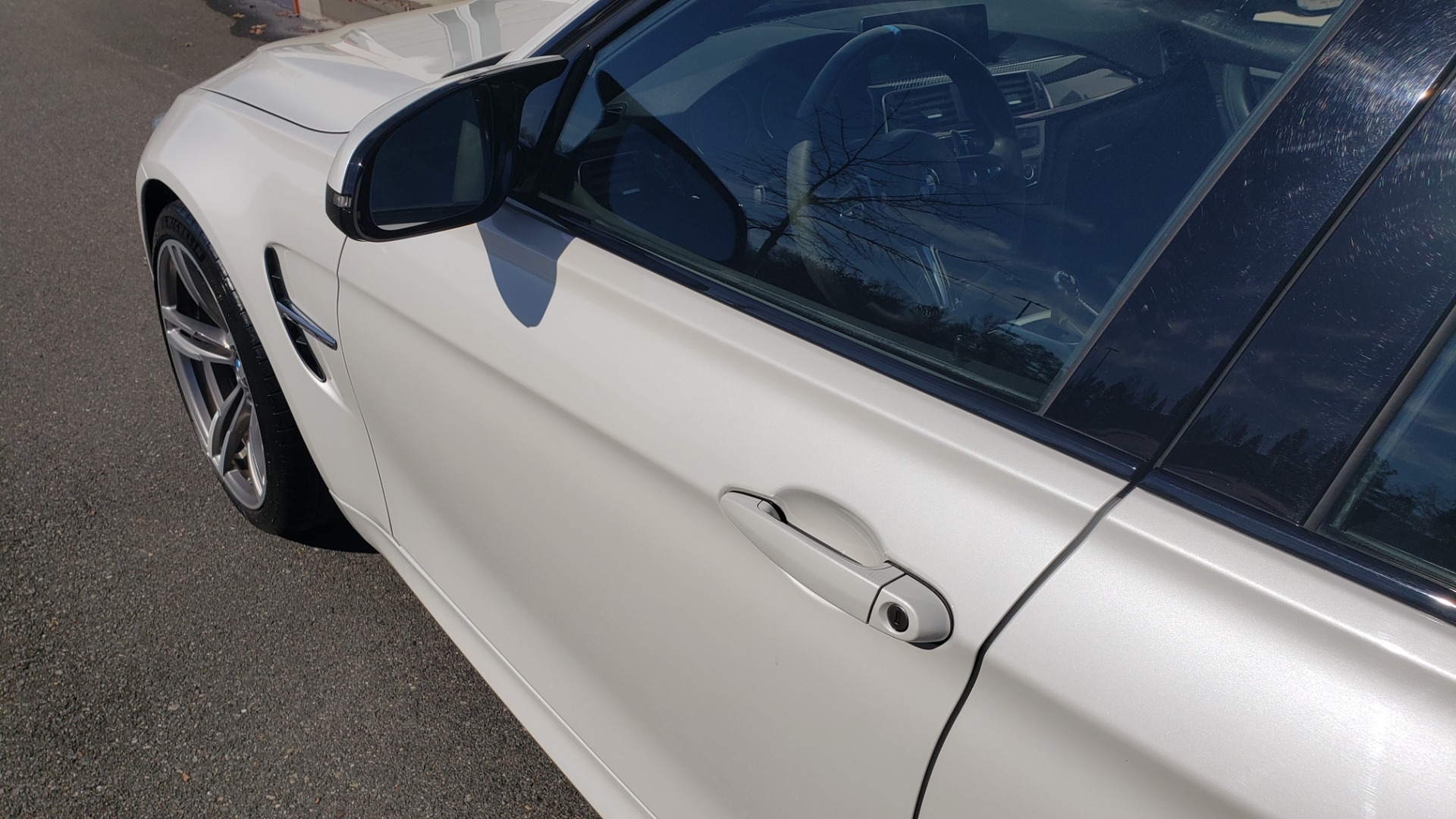 Used 2016 BMW M3 SEDAN / EXECUTIVE PKG / M-SUSPENSION / HARMAN/KARDON SOUND for sale Sold at Formula Imports in Charlotte NC 28227 8