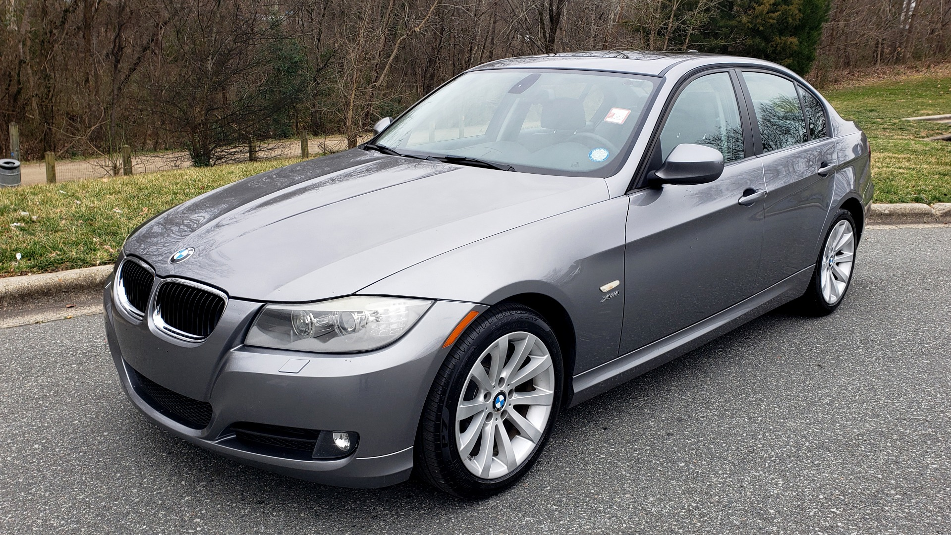 Used 2011 BMW 3 SERIES 328IXDRIVE PREMIUM / NAV / SUNROOF / HEATED SEATS for sale Sold at Formula Imports in Charlotte NC 28227 1