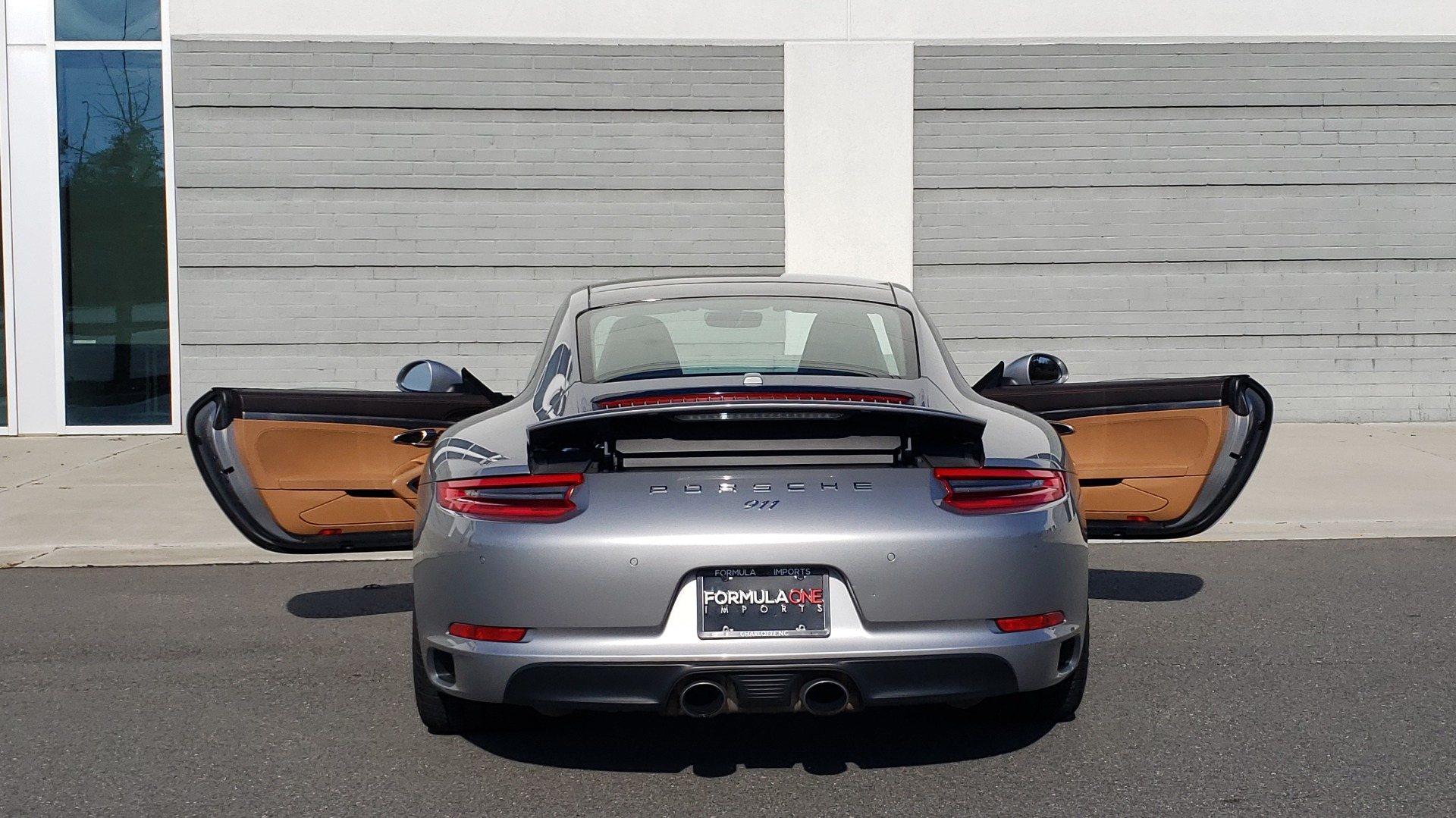 Used 2017 Porsche 911 CARRERA COUPE / 3.0L / 7-SPD MAN / NAV / PDLS / SUNROOF / REARVIEW for sale Sold at Formula Imports in Charlotte NC 28227 29