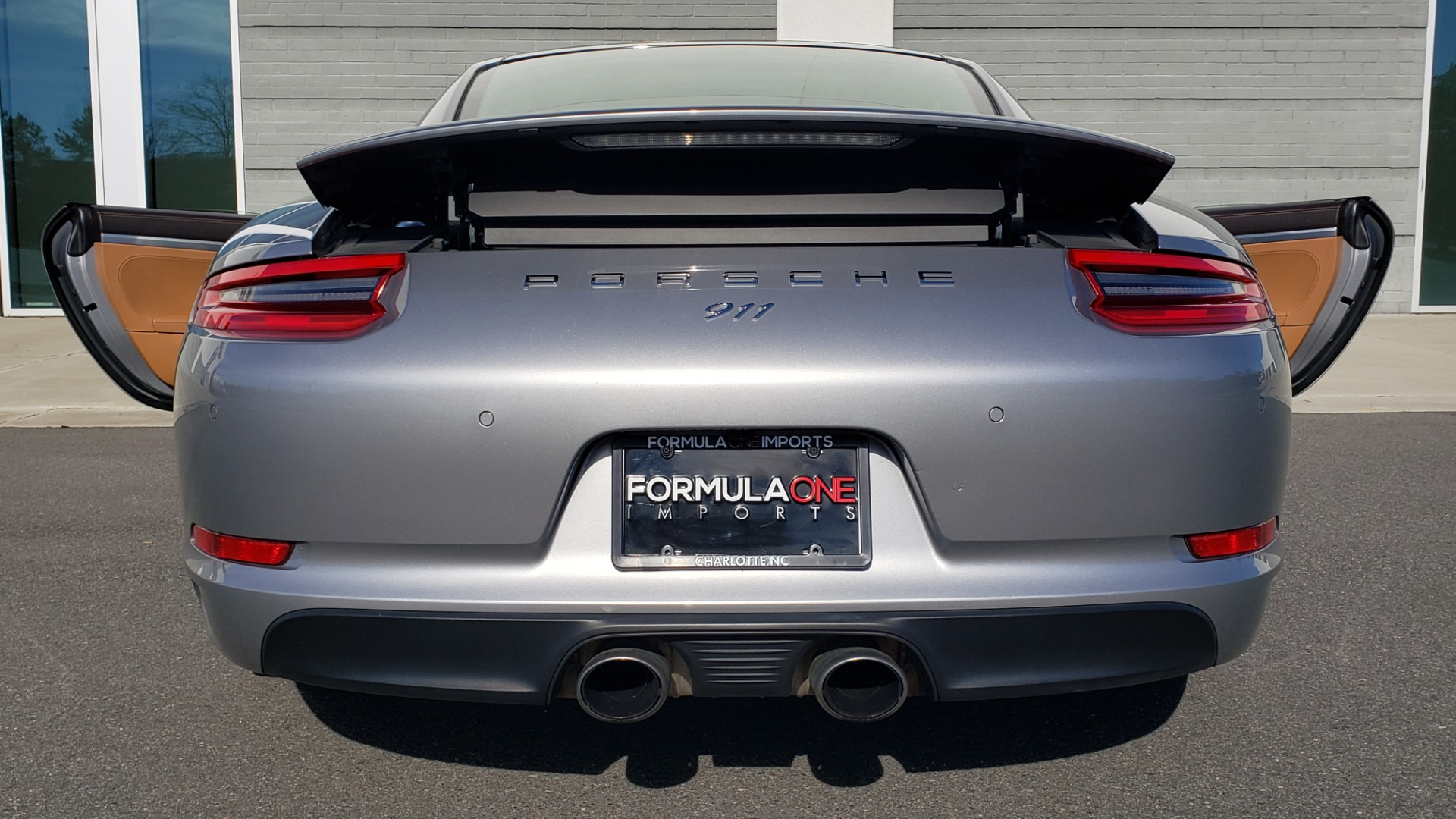 Used 2017 Porsche 911 CARRERA COUPE / 3.0L / 7-SPD MAN / NAV / PDLS / SUNROOF / REARVIEW for sale Sold at Formula Imports in Charlotte NC 28227 30