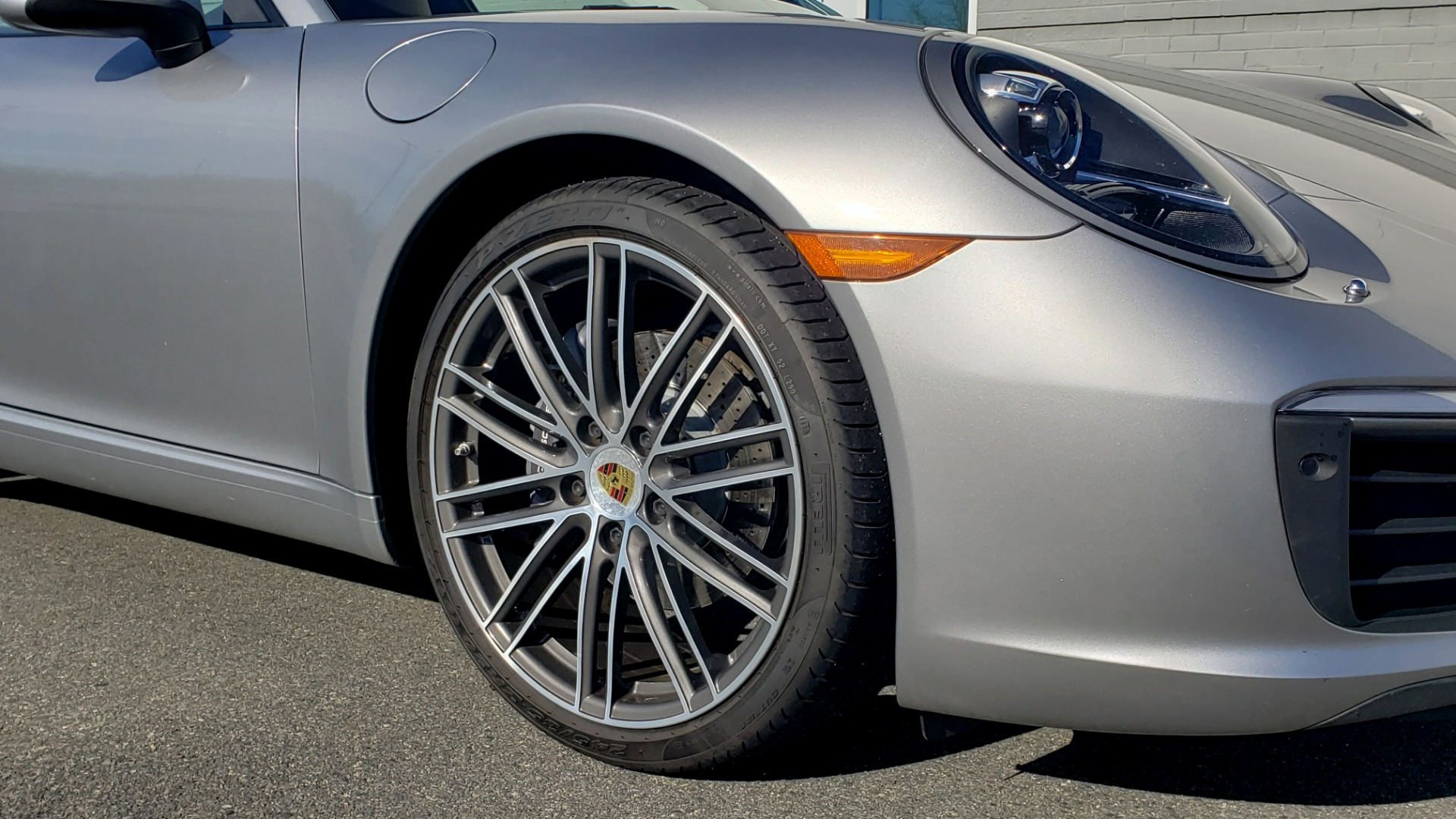 Used 2017 Porsche 911 CARRERA COUPE / 3.0L / 7-SPD MAN / NAV / PDLS / SUNROOF / REARVIEW for sale Sold at Formula Imports in Charlotte NC 28227 76