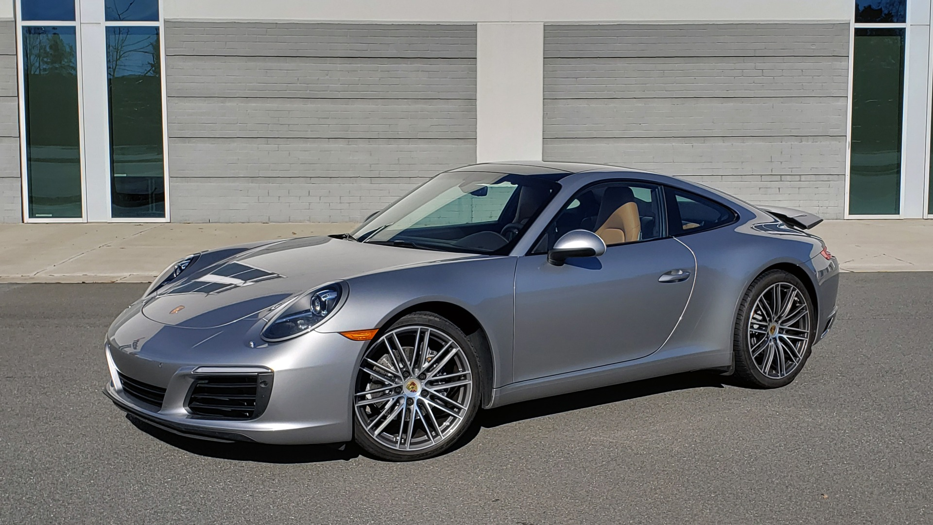 Used 2017 Porsche 911 CARRERA COUPE / 3.0L / 7-SPD MAN / NAV / PDLS / SUNROOF / REARVIEW for sale Sold at Formula Imports in Charlotte NC 28227 9