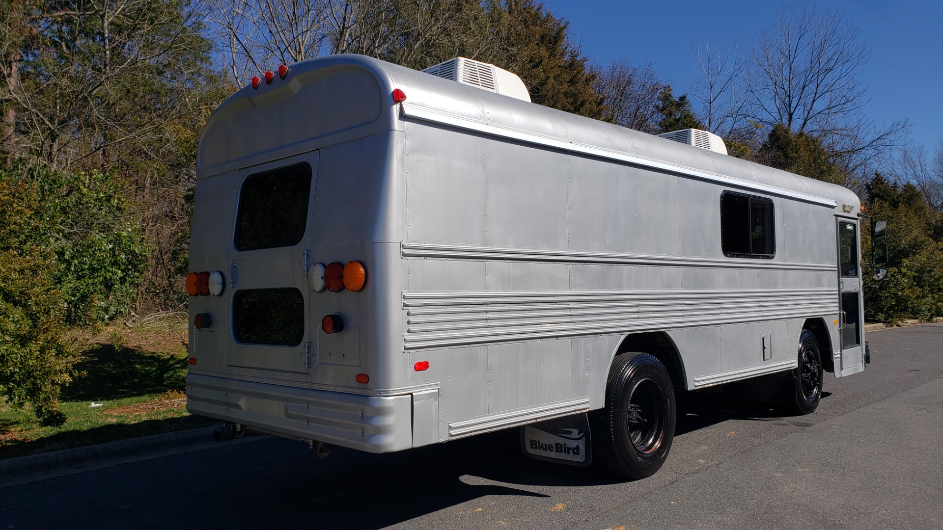 Used 1993 Chevrolet BLUEBIRD SCHOOL BUS 30' / CUMMINS DIESEL / AIR / GENERATOR for sale $35,000 at Formula Imports in Charlotte NC 28227 4