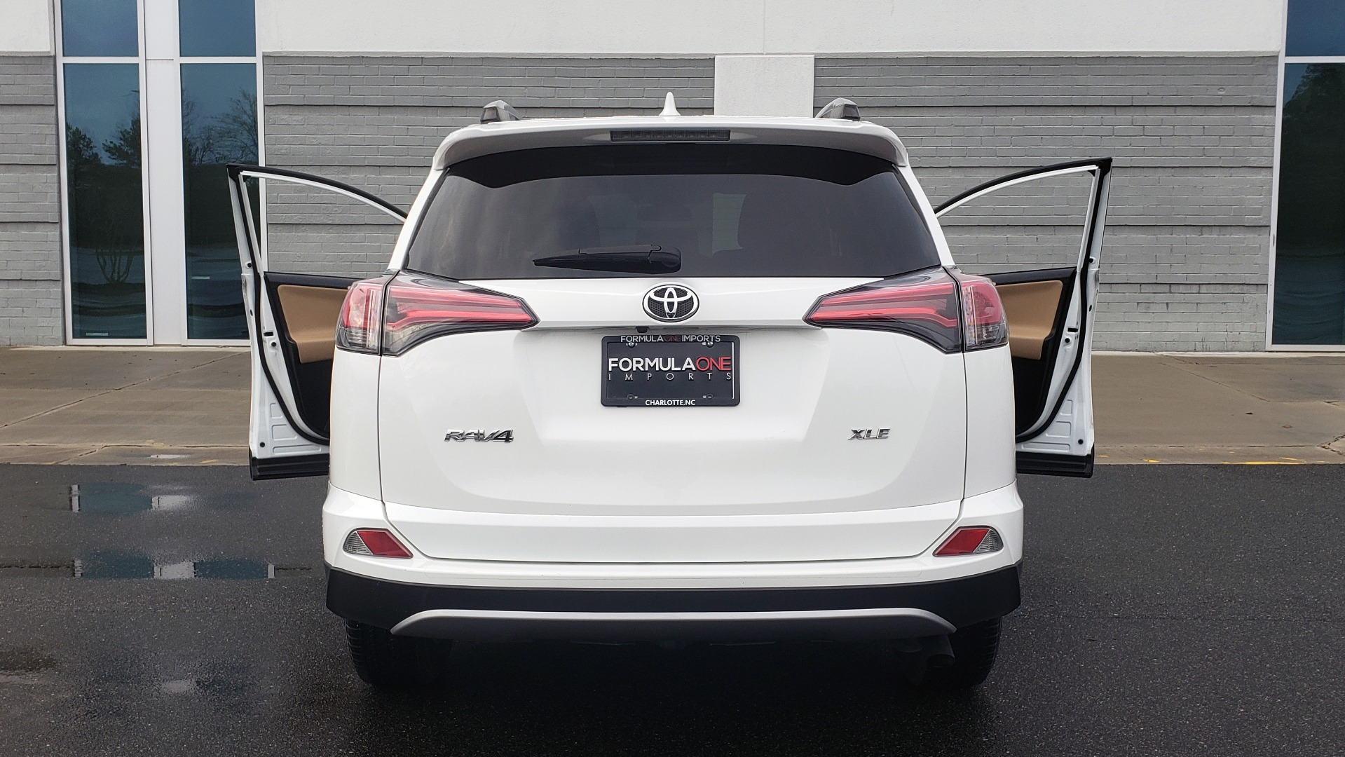 Used 2018 Toyota RAV4 XLE / FWD / 4-CYL / 6-SPD AUTO / BSM / REAR CROSS TRAFFIC ALERT for sale Sold at Formula Imports in Charlotte NC 28227 26