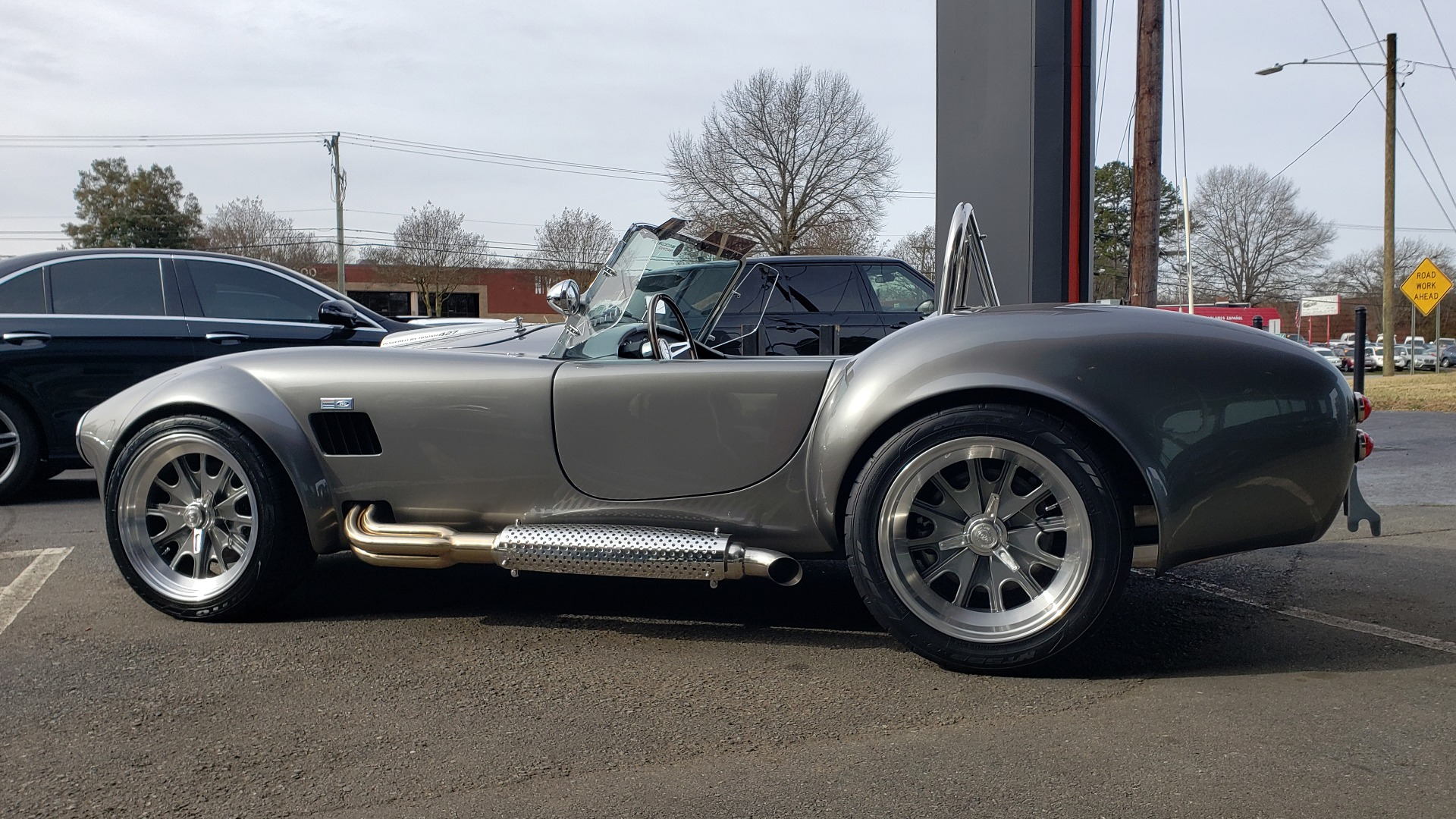 Used 1965 Ford Cobra 427 BACKDRAFT ROADSTER for sale Sold at Formula Imports in Charlotte NC 28227 3