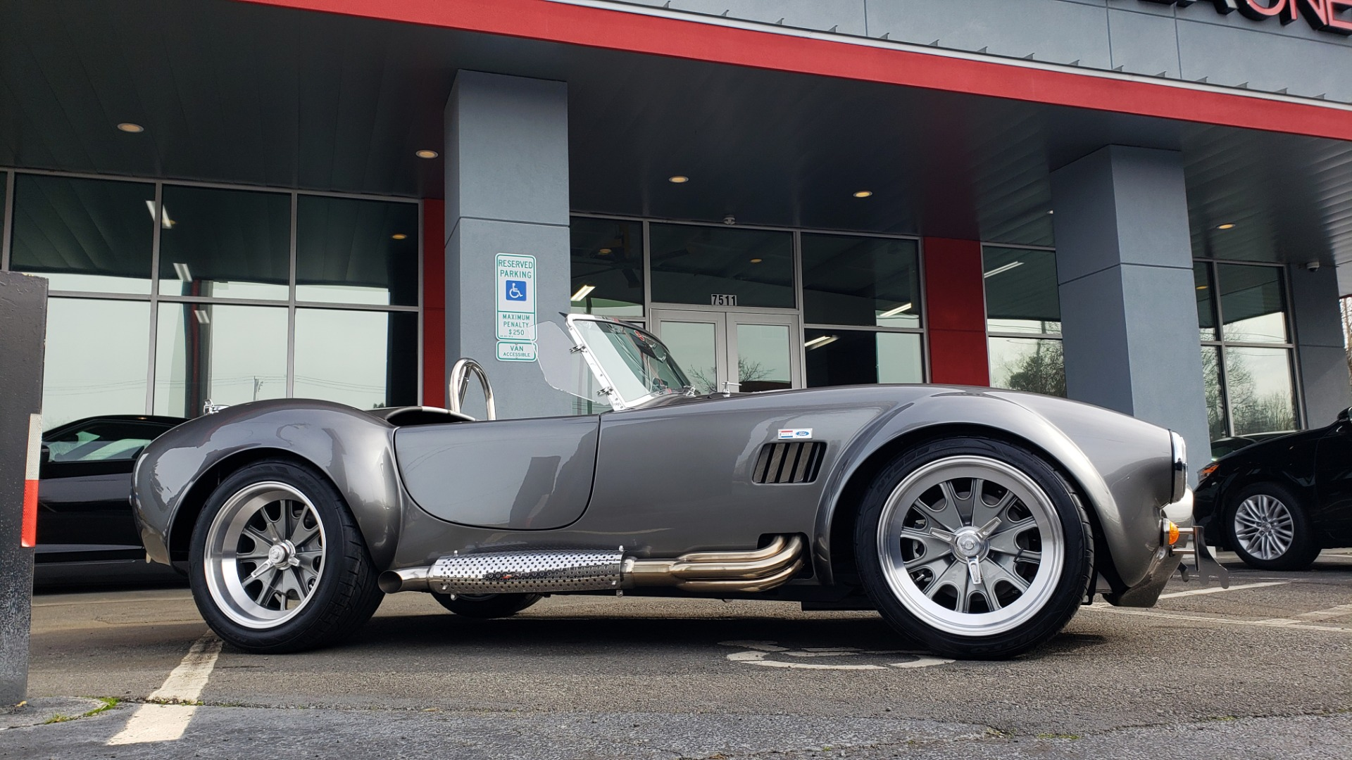 Used 1965 Ford Cobra 427 BACKDRAFT ROADSTER for sale Sold at Formula Imports in Charlotte NC 28227 7