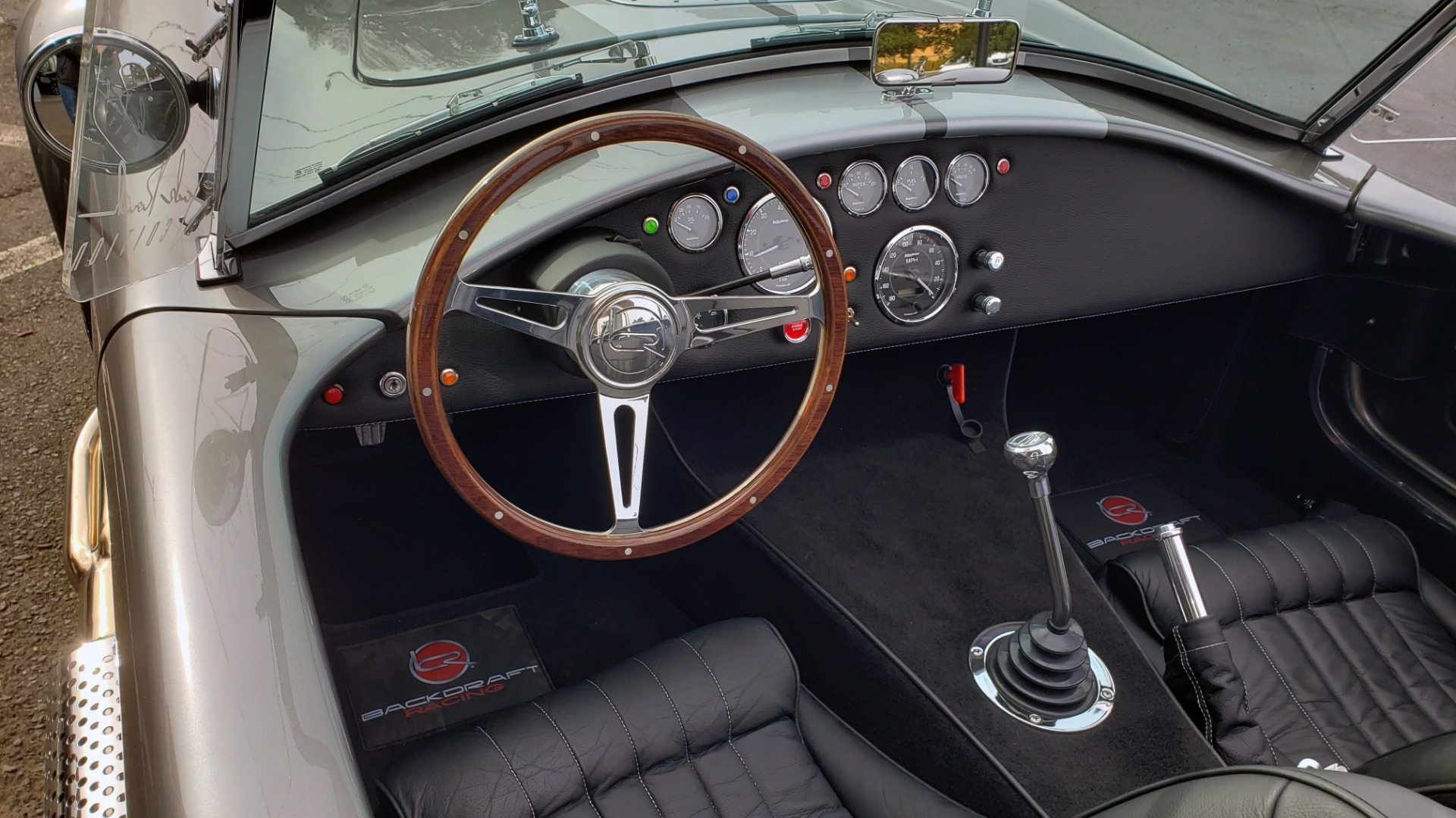 Used 1965 Ford Cobra 427 BACKDRAFT ROADSTER for sale Sold at Formula Imports in Charlotte NC 28227 9